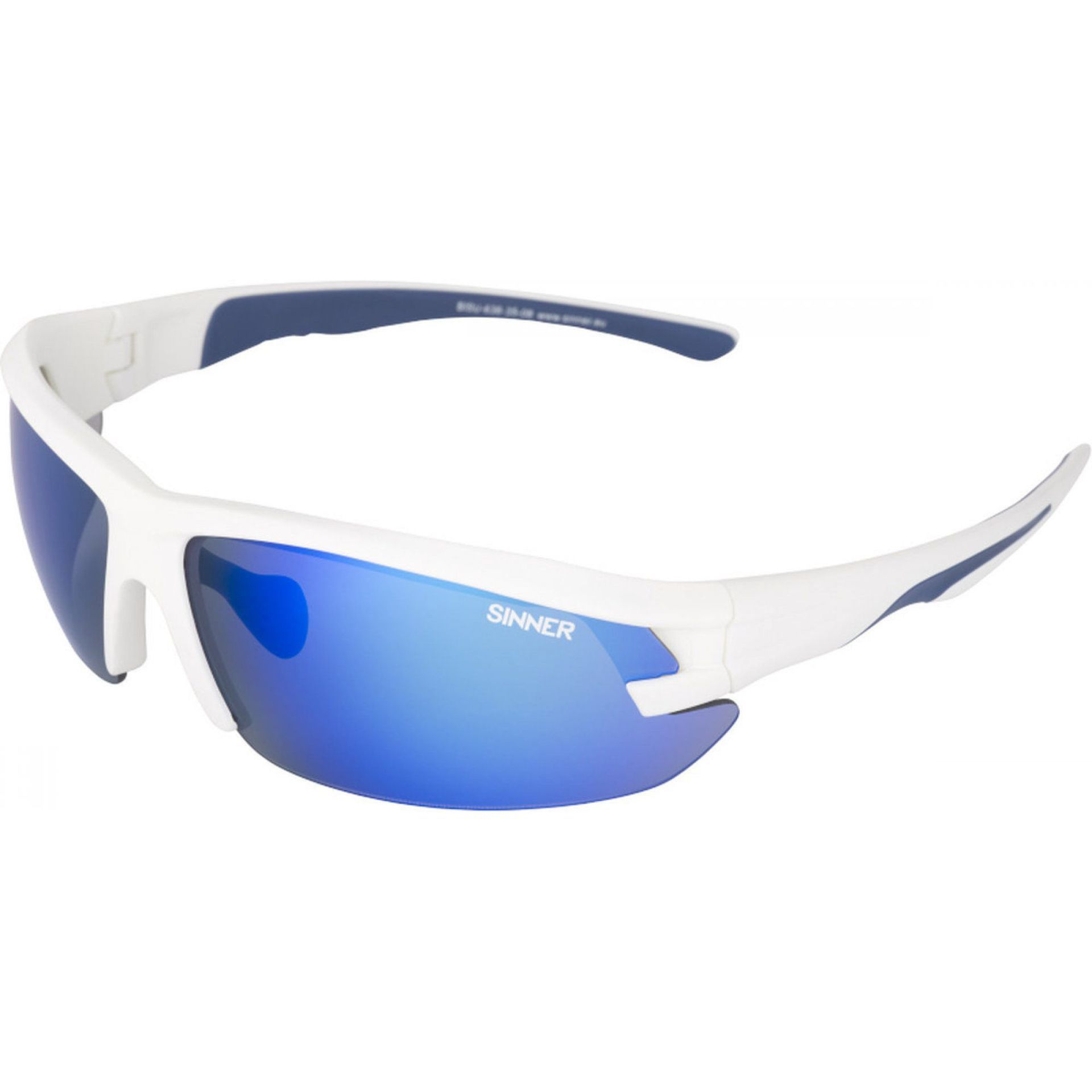 OKULARY SINNER SPEED WHITE|BLUE 1