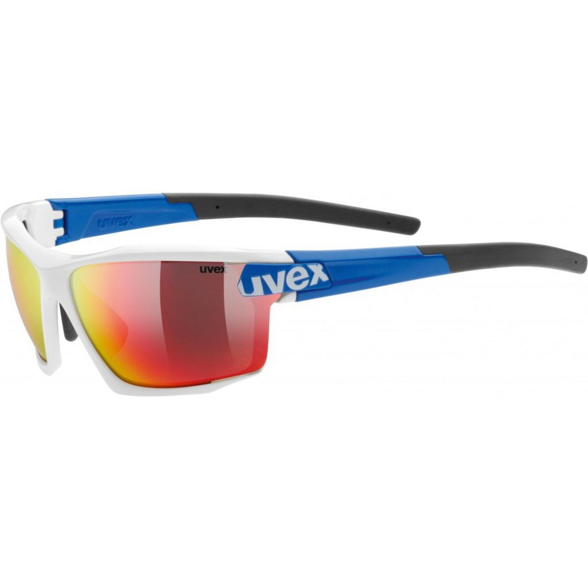 OKULARY UVEX SPORTSTYLE 113 WHITE BLUE