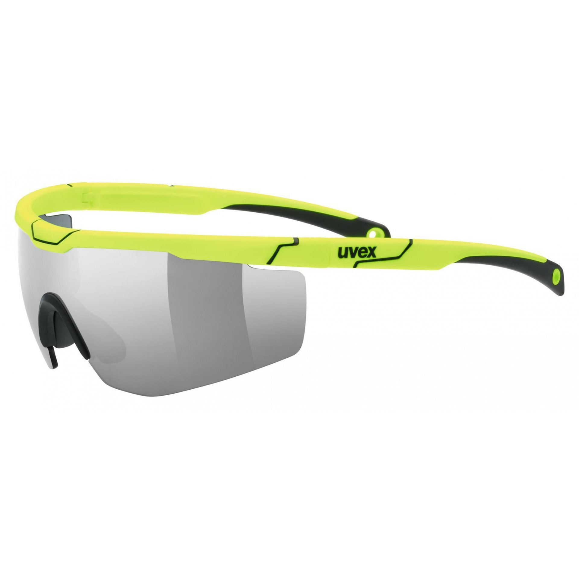 OKULARY UVEX  SPORTSTYLE 117 YELLOW
