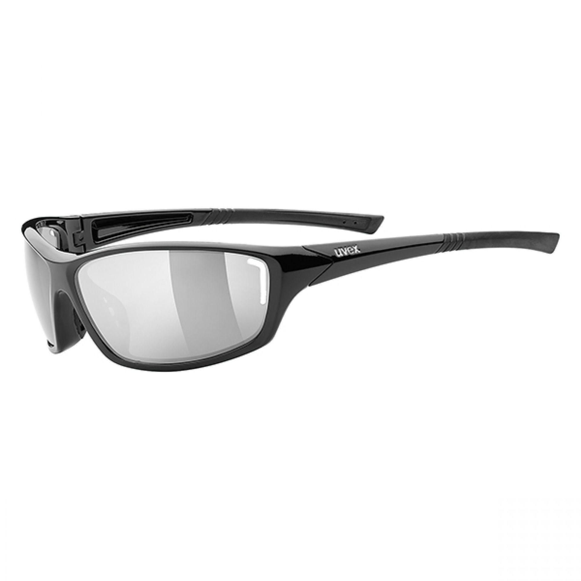 Okulary Uvex Sportstyle 210 czarny