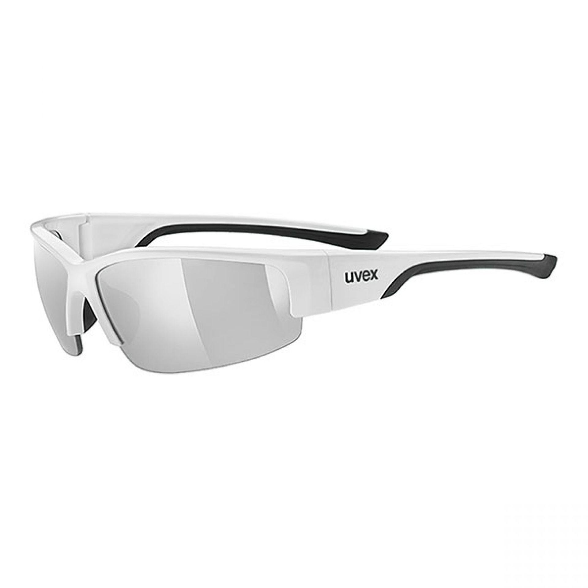 Okulary Uvex Sportstyle 215 biały|czarny