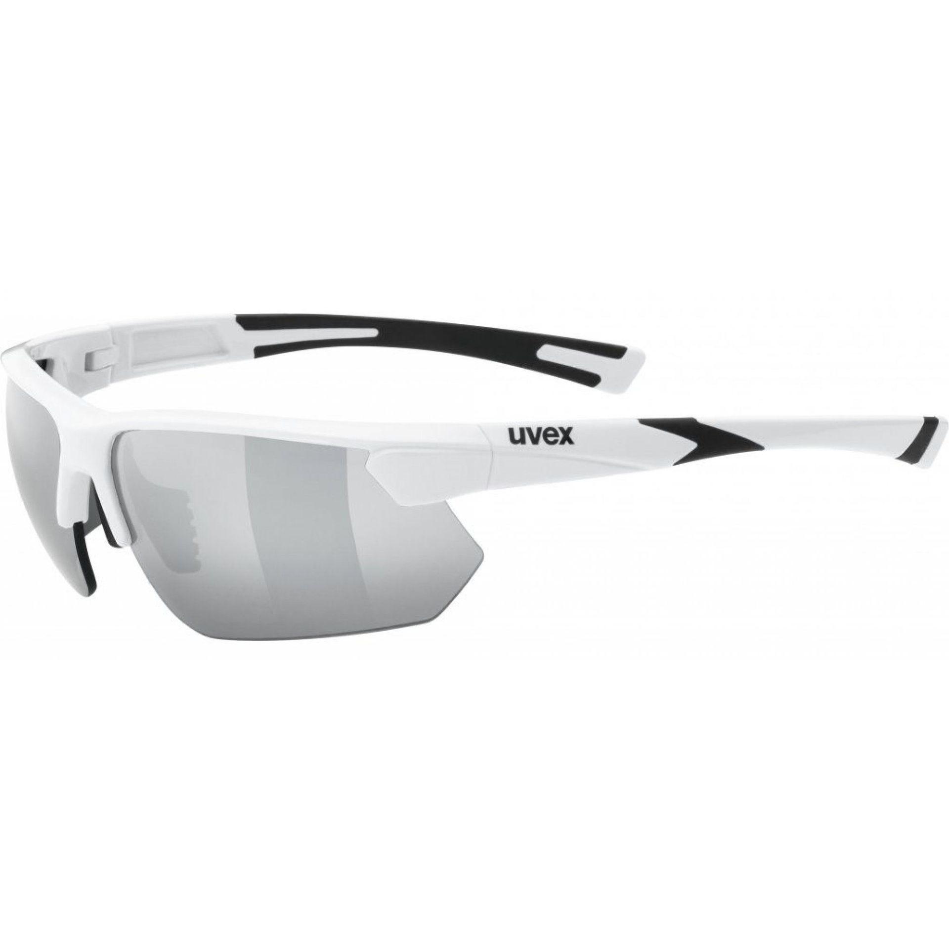 OKULARY UVEX SPORTSTYLE 221 WHITE