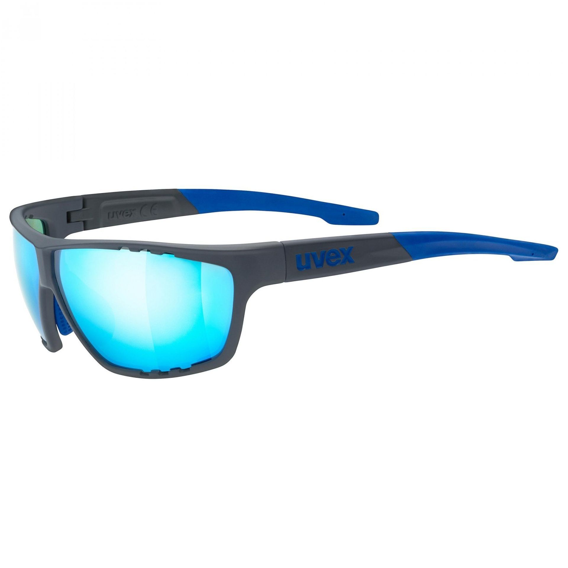 OKULARY UVEX  SPORTSTYLE 706 BLUE MAT