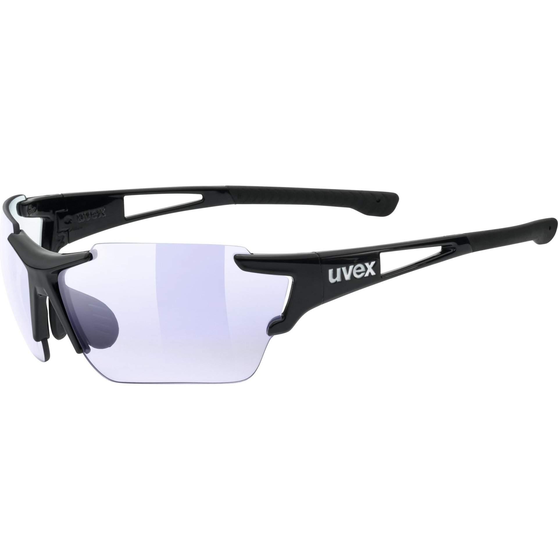 OKULARY UVEX SPORTSTYLE 803 RACE V 53|0|971|2203 BLACK