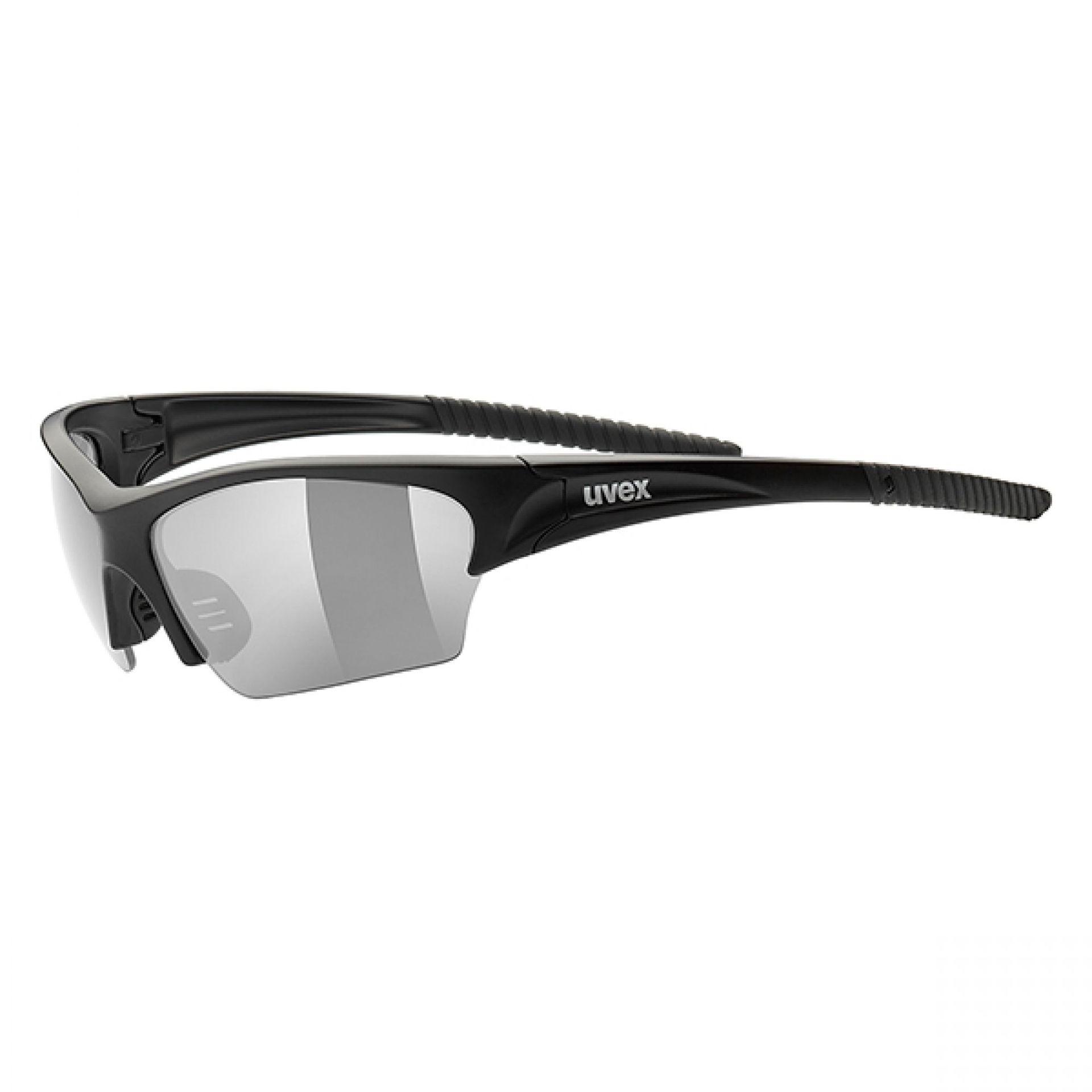 Okulary Uvex Sunsation czarny