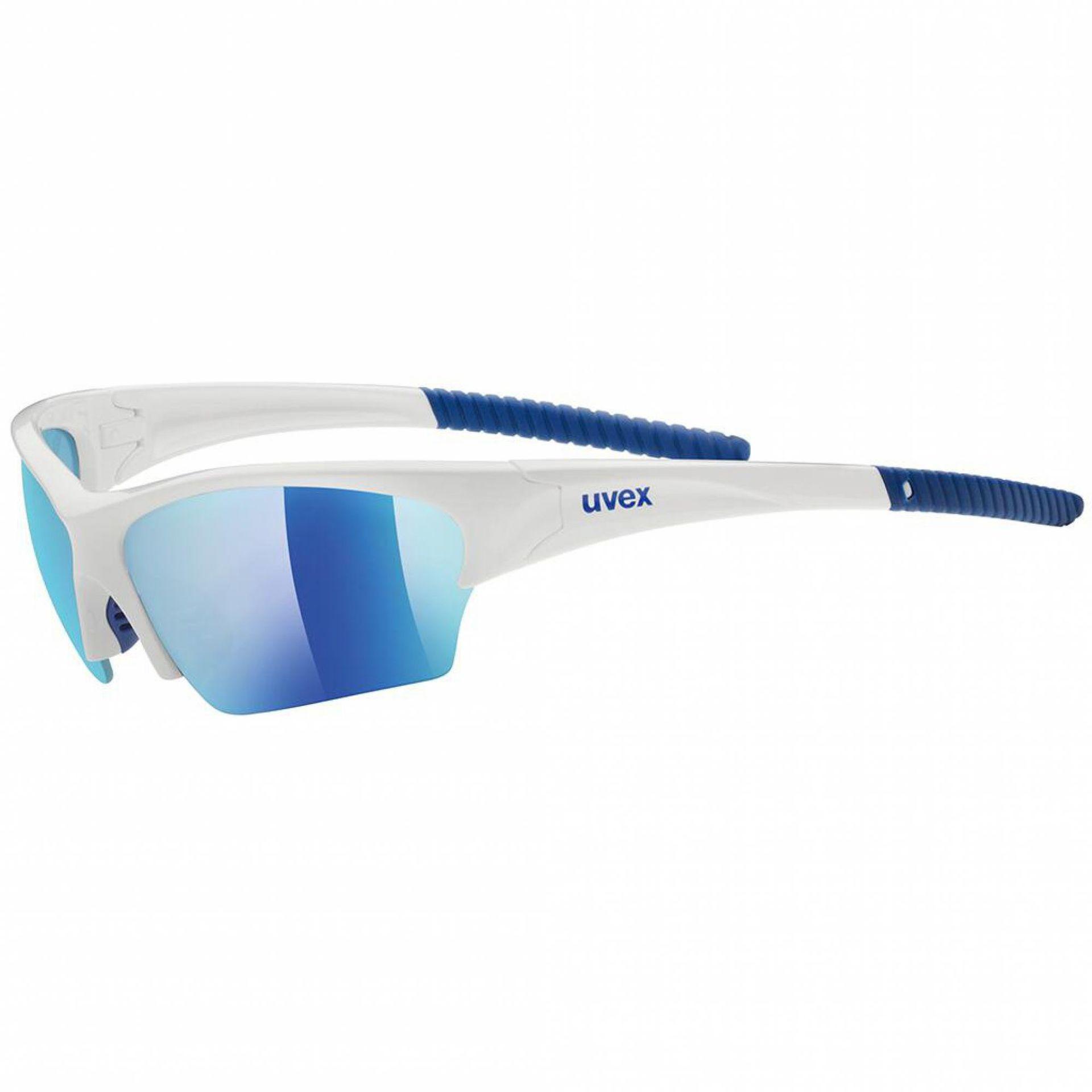 OKULARY UVEX SUNSATION WHITE BLUE
