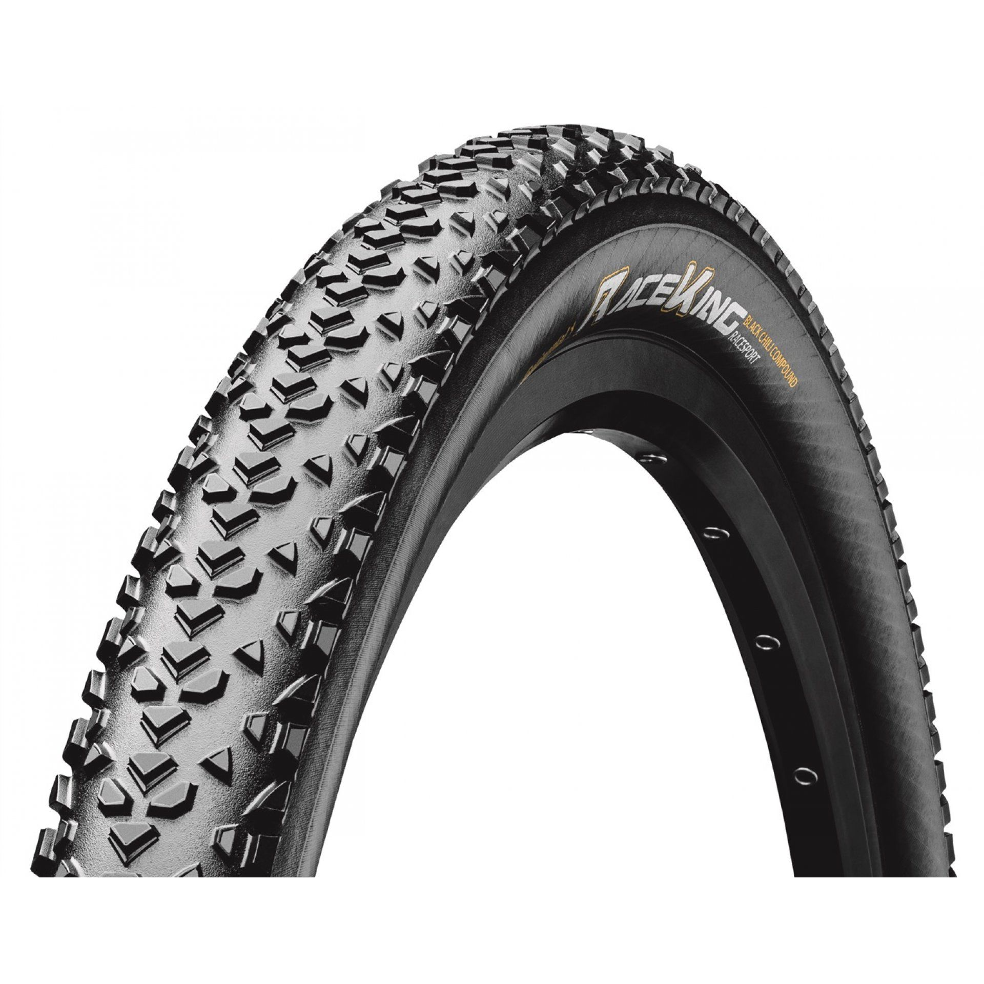 OPONA ROWEROWA CONTINENTAL DRUT RACE KING 27.5X2.2 BLACK