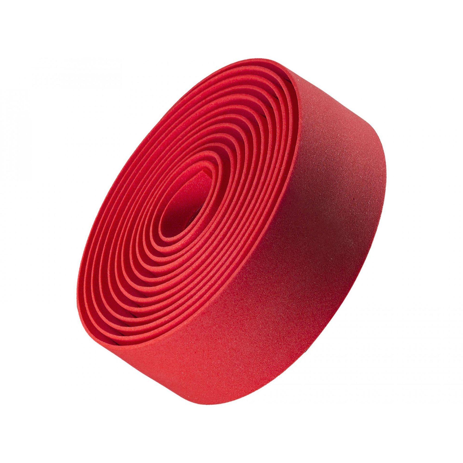 OWIJKA ROWEROWA BONTRAGER GEL CORK VIPER RED