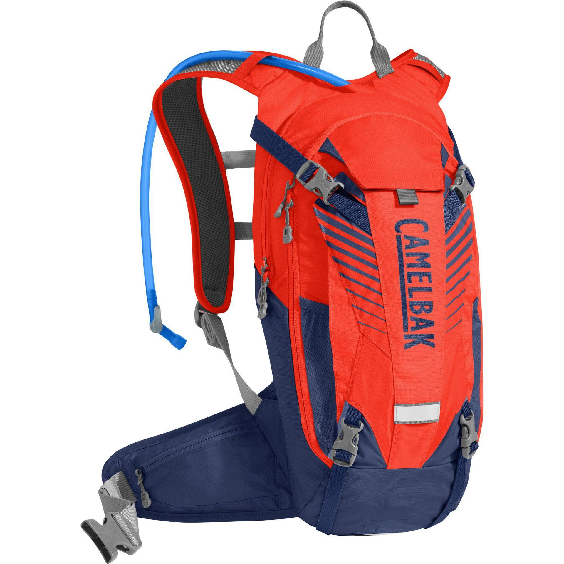 PLECAK CAMELBAK KUDU 8L CHERRY TOMATO|PITCH BLUE 1