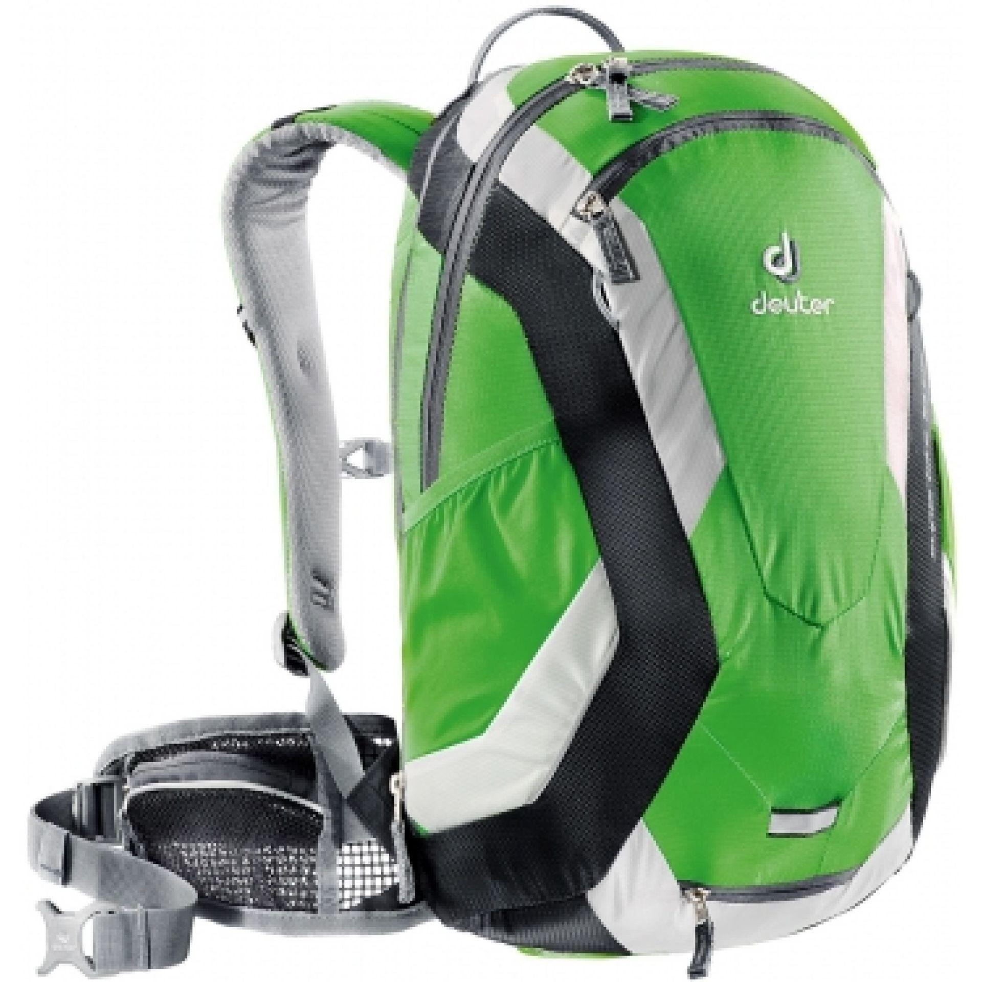Plecak Deuter Superbike 18 EXP zielono czarny