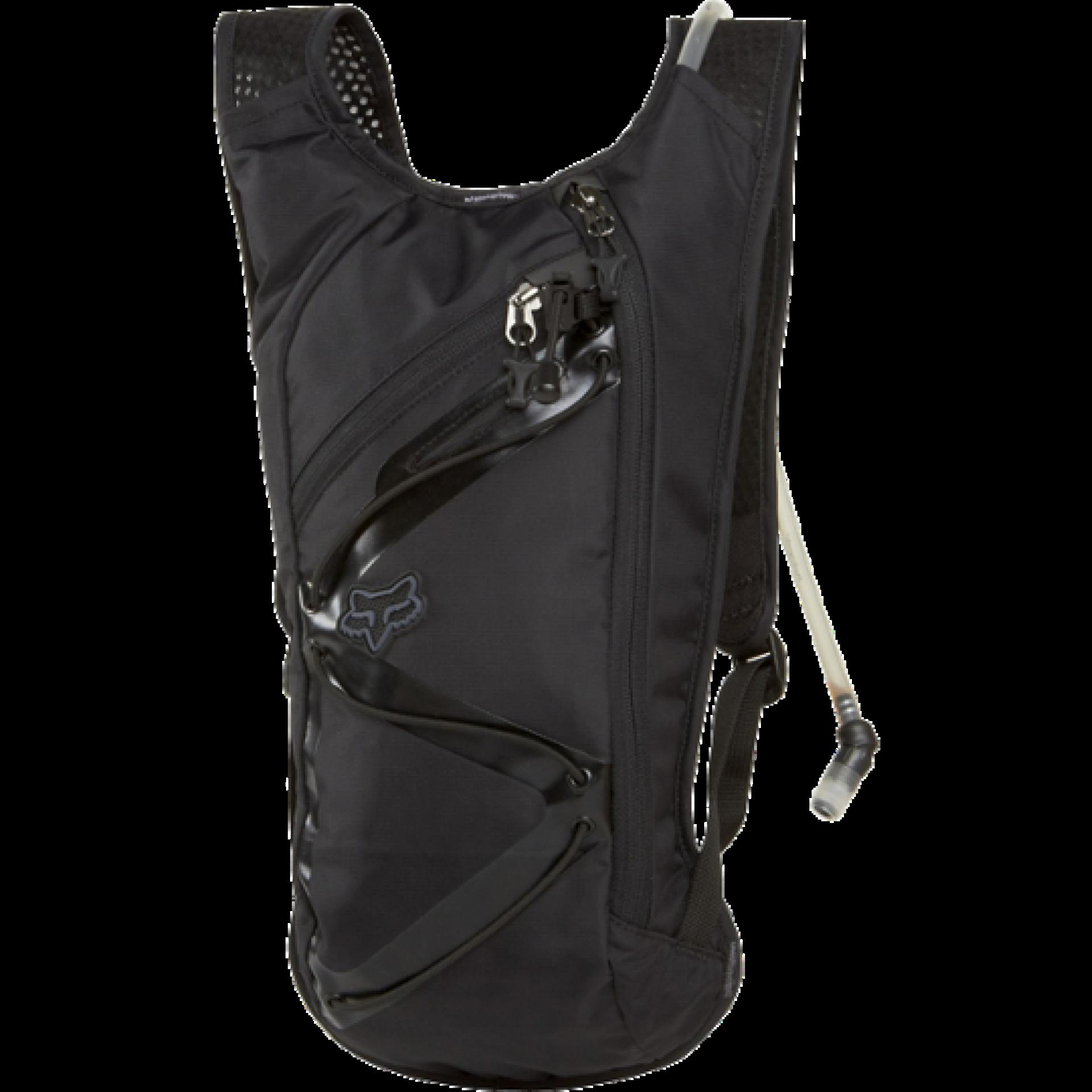 Plecak rowerowy Foxhead Low Pro Hydration Pack czarny przód