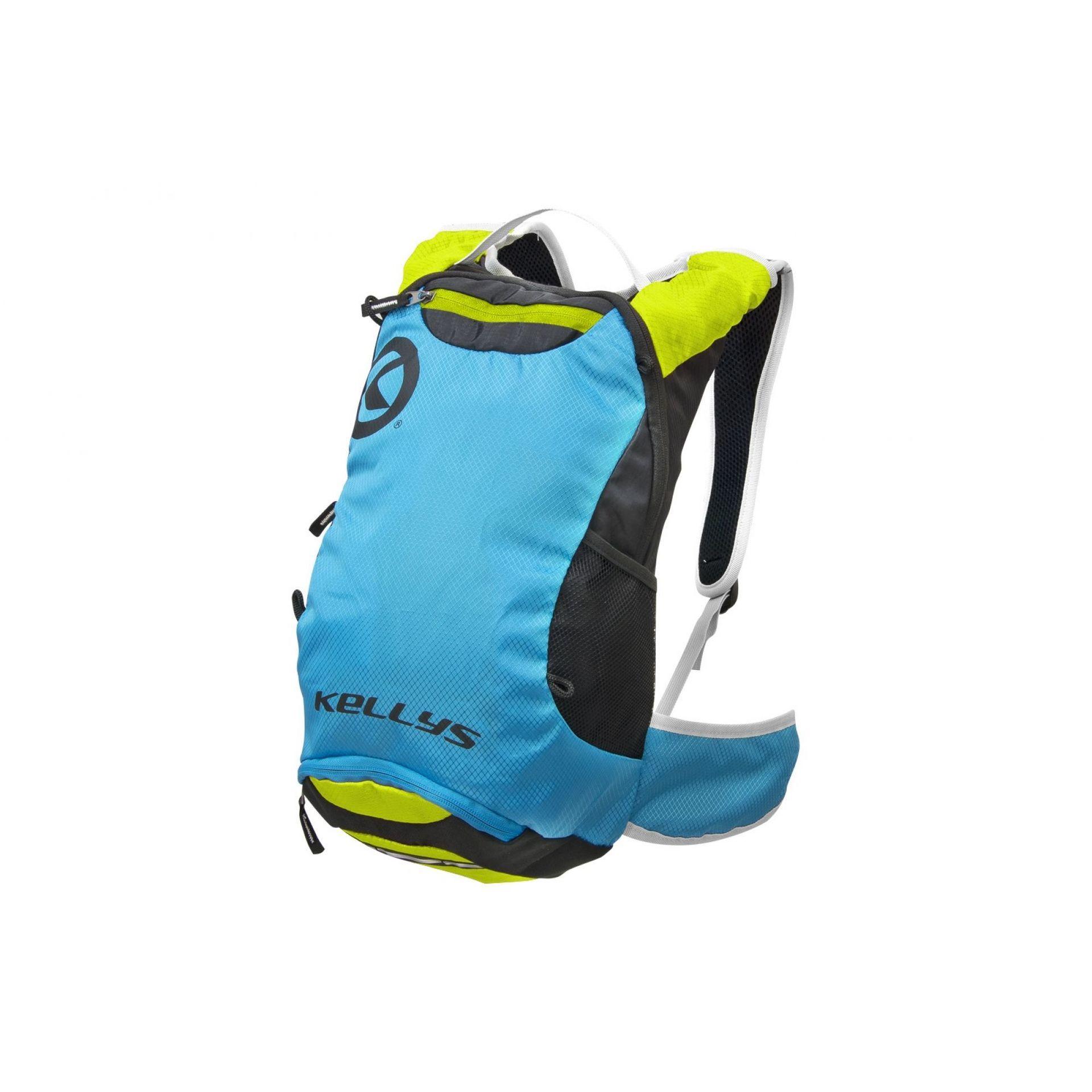 Plecak rowerowy Kellys Limit niebieski|zielony