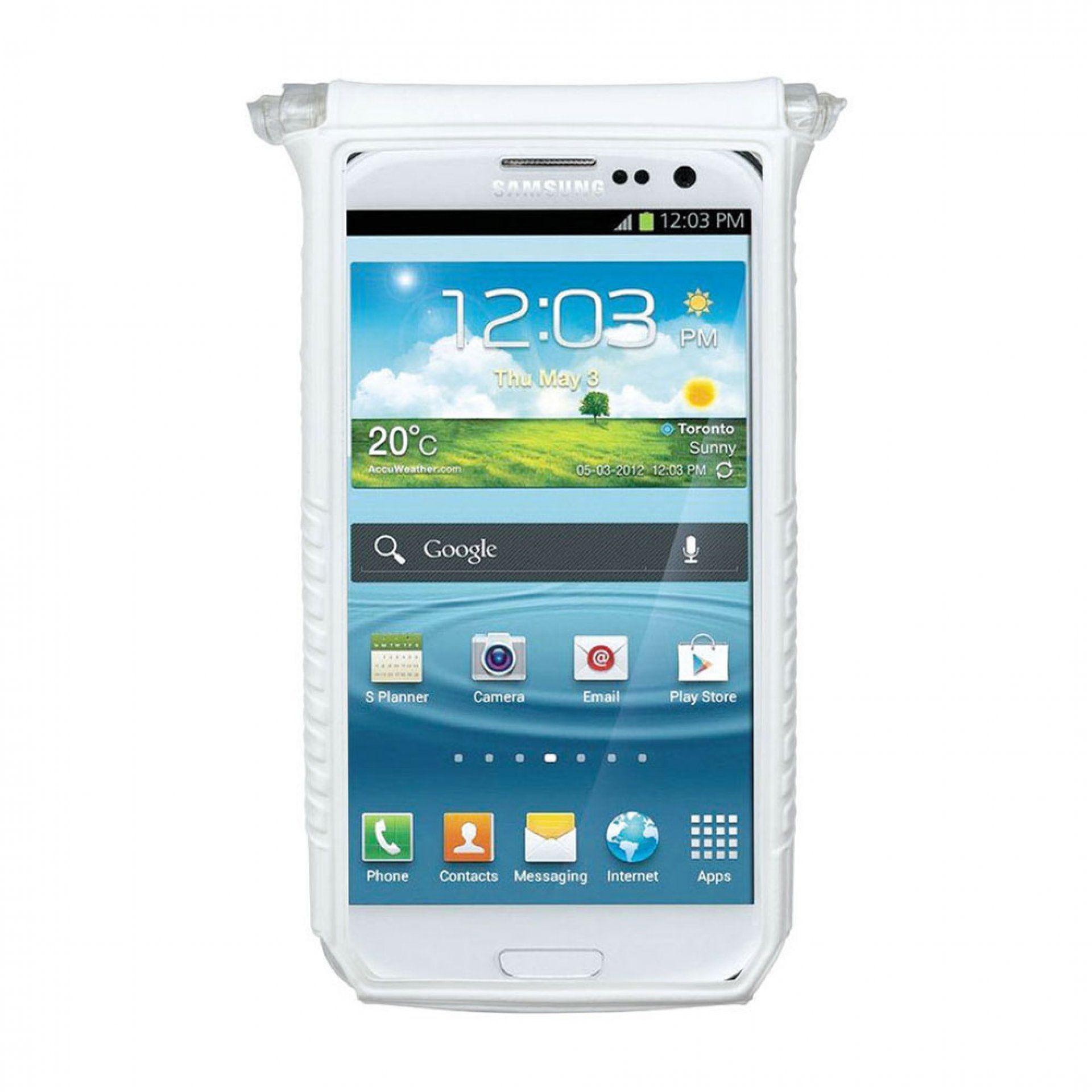 POKROWIEC TOPEAK SMARTPHONE DRYBAG 5 WHITE CAŁOŚĆ