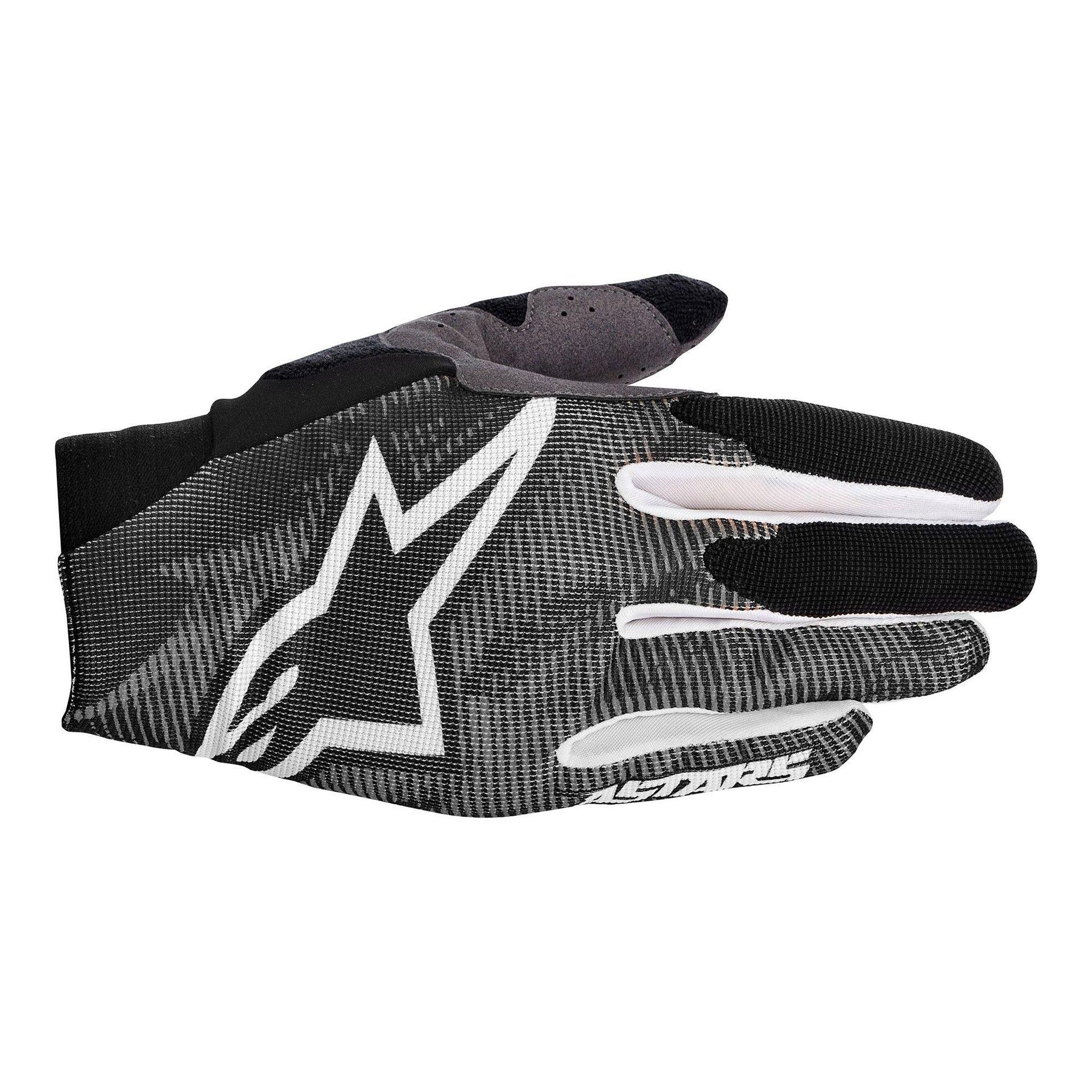 Rękawiczki rowerowe Alpinestars Aero czarny|szary