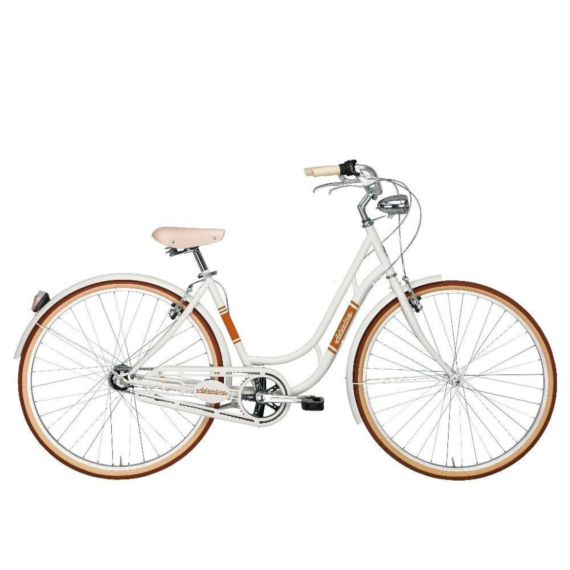 Rower Adriatica Danish biały