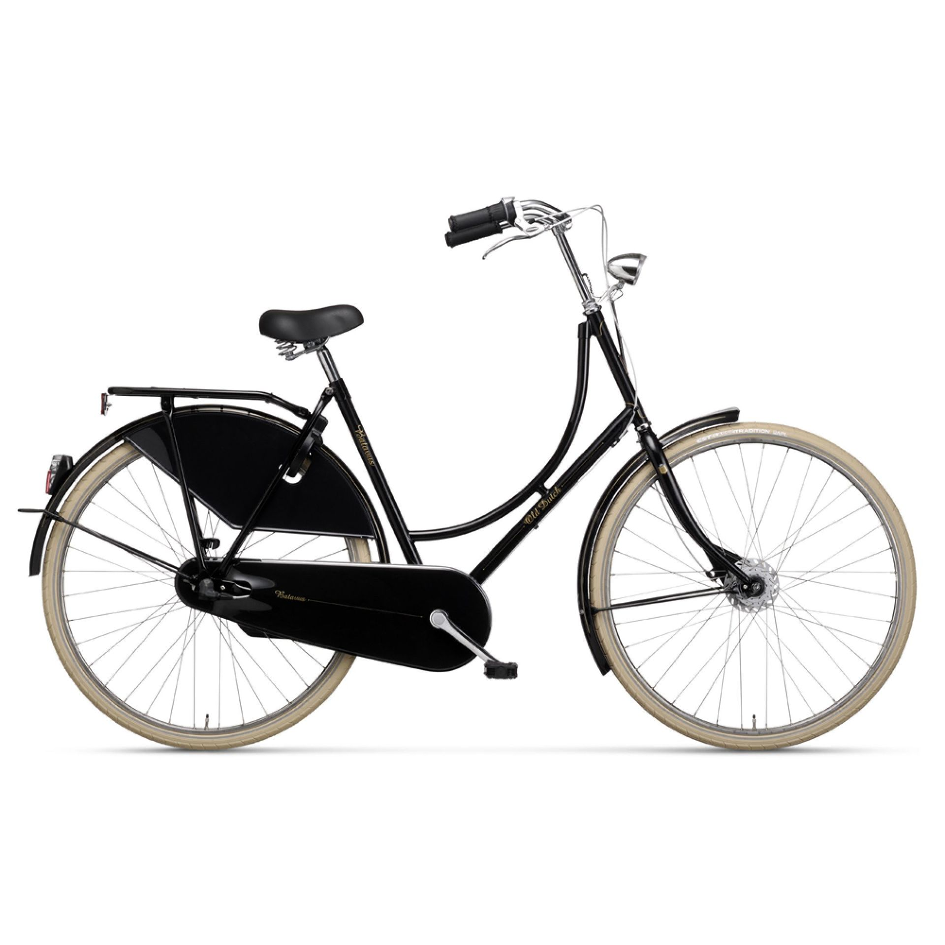 Rower Batavus Old Dutch 3 czarny