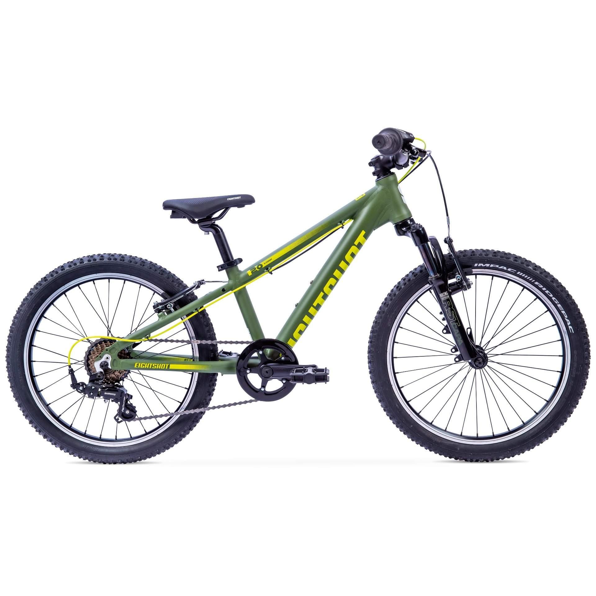 ROWER EIGHTSHOT X-COADY 20 FS 7020 GREEN 1