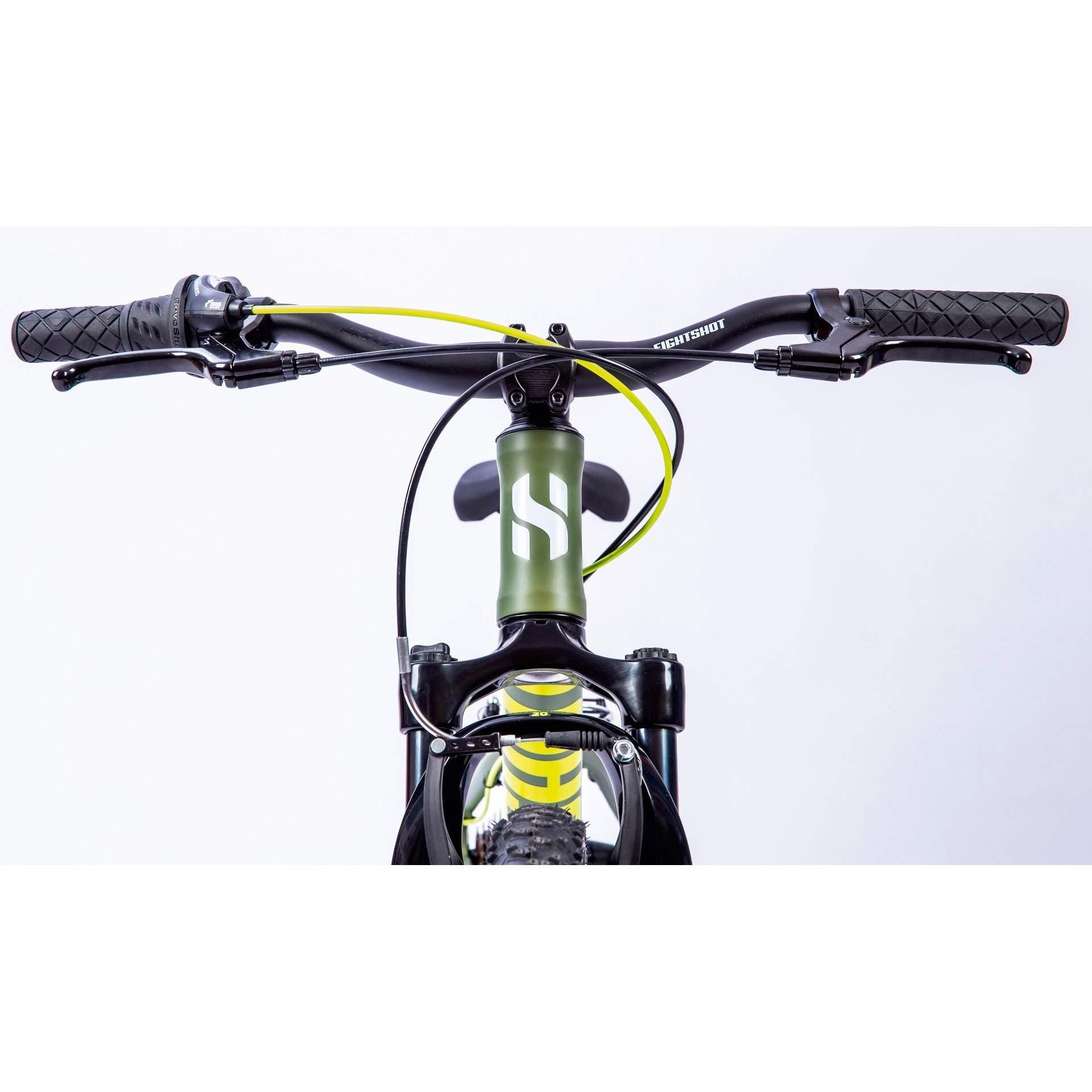 ROWER EIGHTSHOT X-COADY 20 FS 7020 GREEN 4