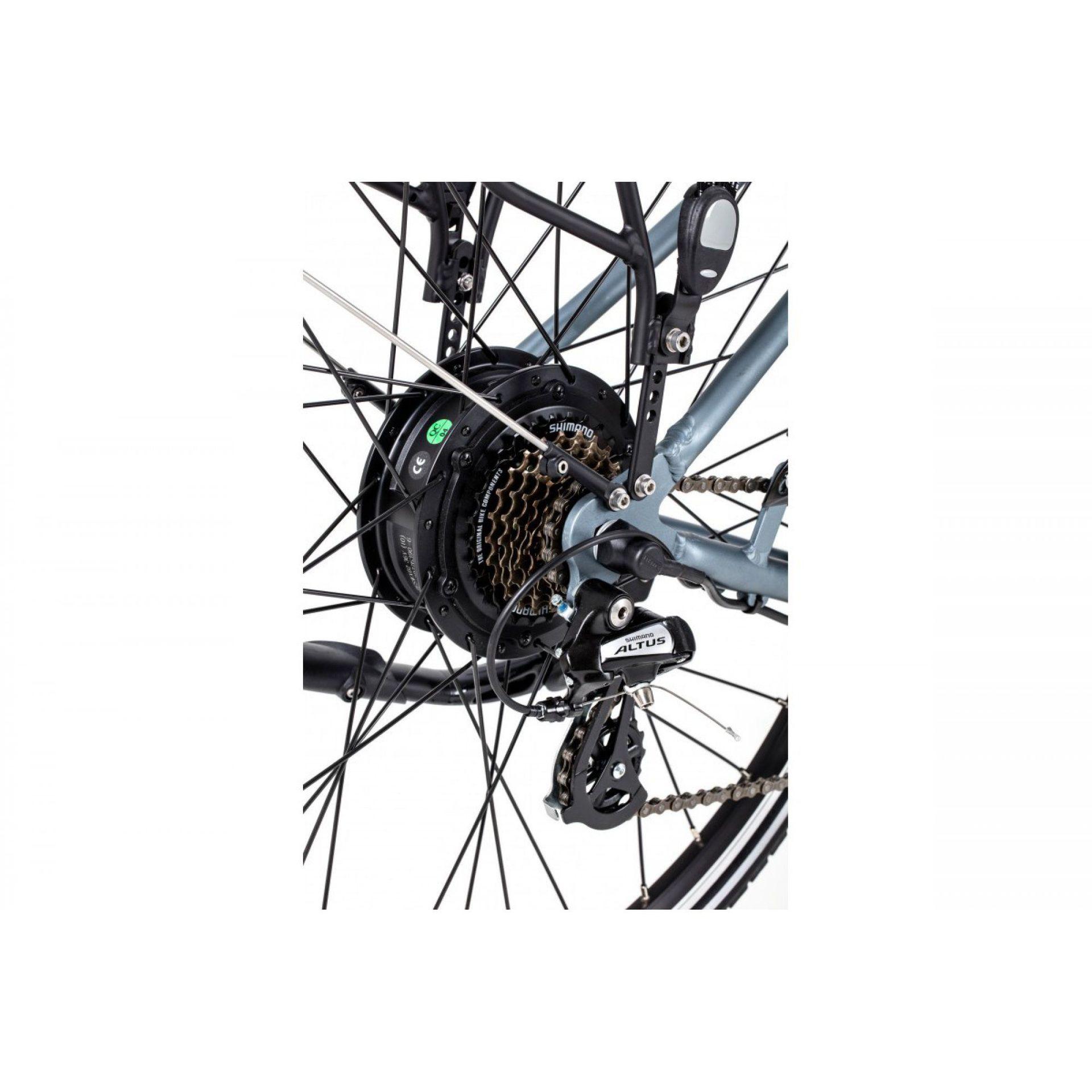 ROWER ELEKTRYCZNY ECOBIKE BREEZE 350W 3