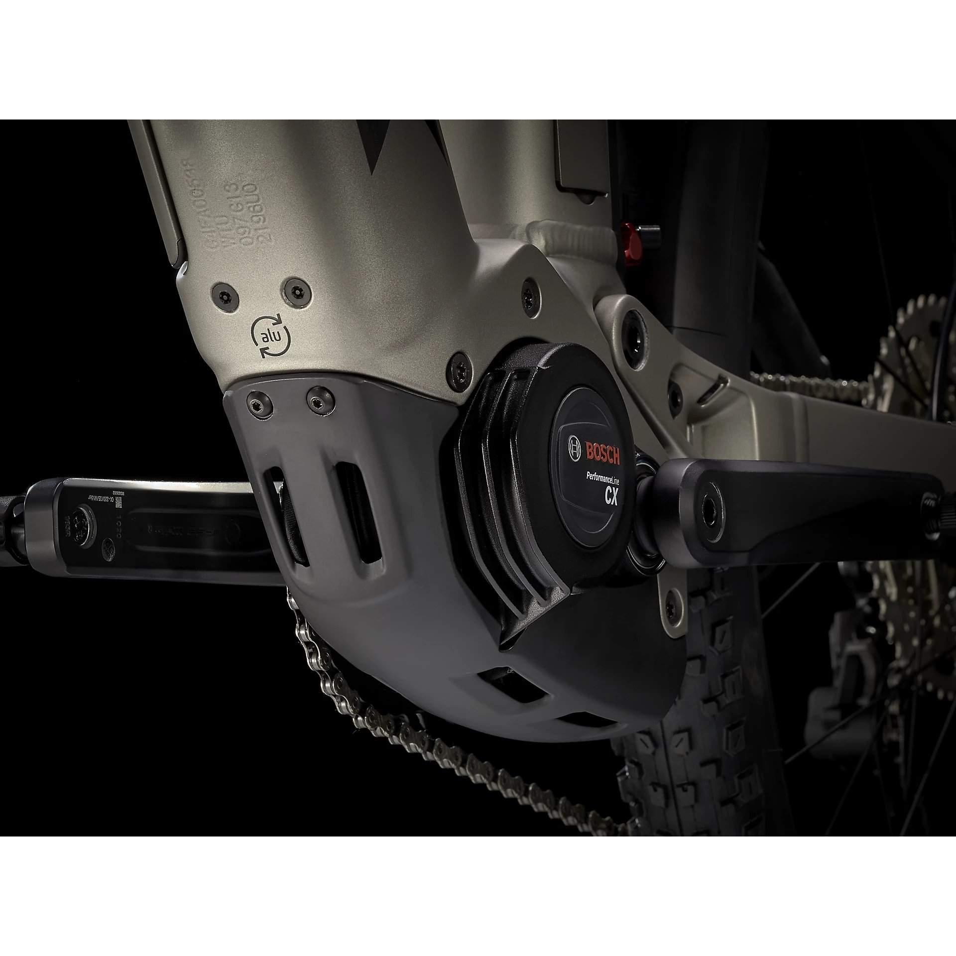 ROWER ELEKTRYCZNY TREK POWERFLY FS 4 MATTE GUNMETAL|MATTE BLACK 91