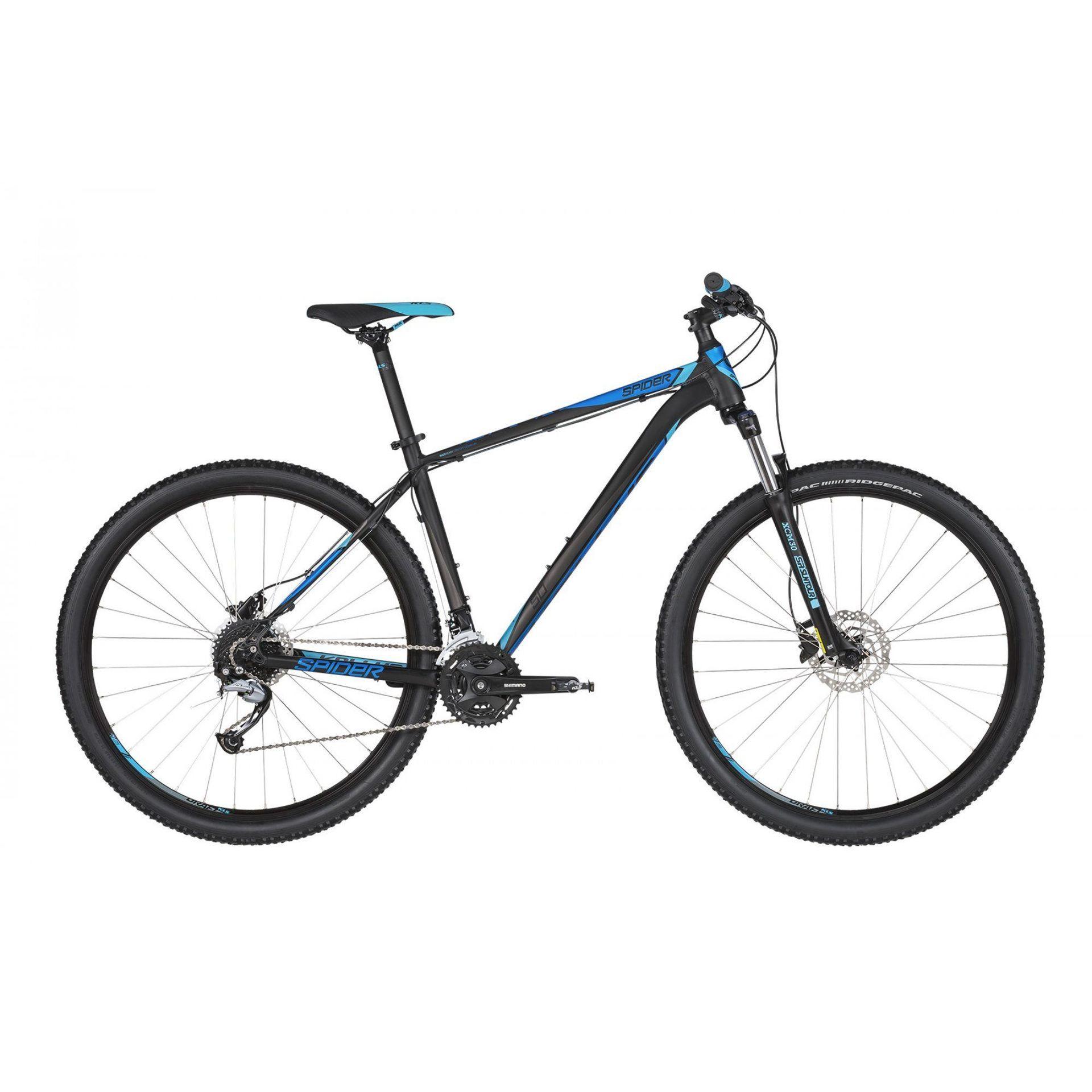 ROWER KELLYS SPIDER 50 BLACK|BLUE K19084