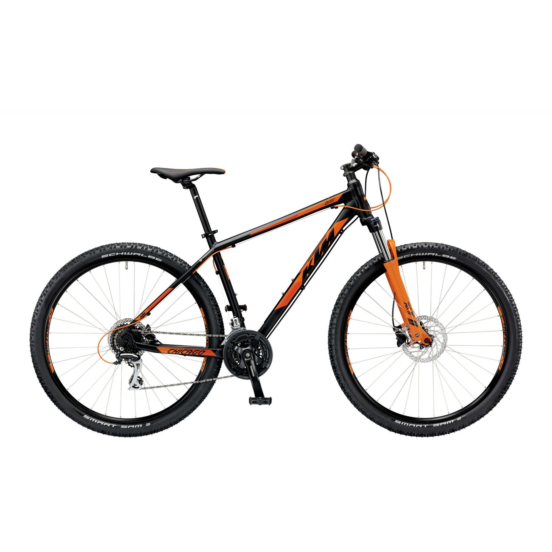 ROWER KTM CHICAGO BLACK|ORANGE