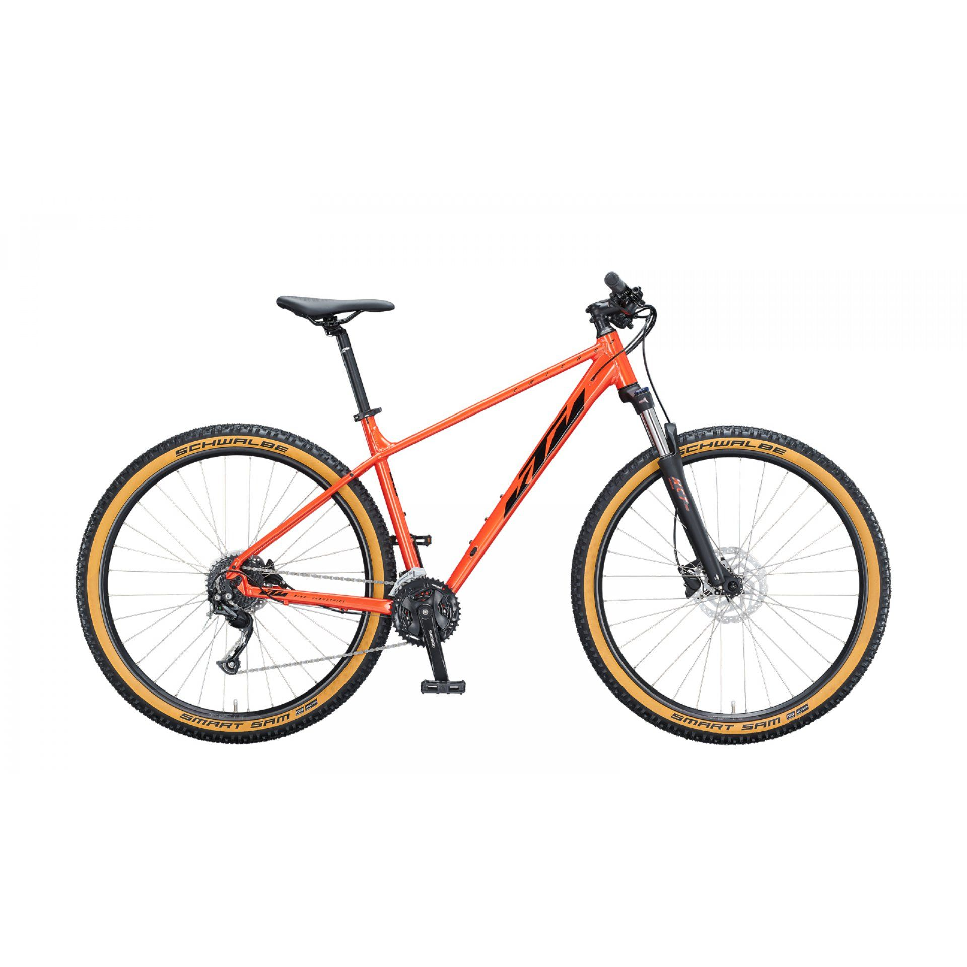 ROWER KTM CHICAGO DISC 291 ORANGE|BLACK 021155