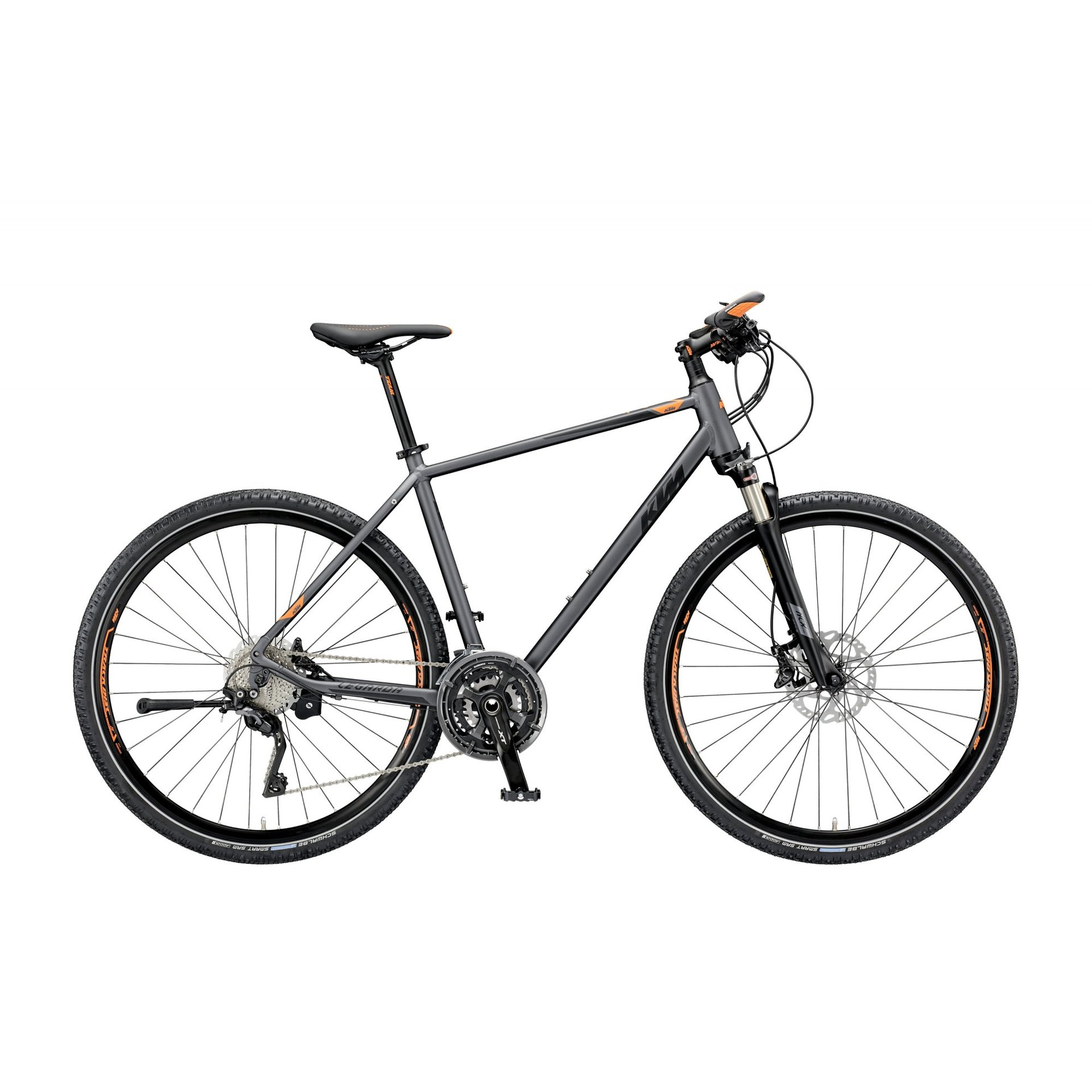 ROWER KTM LEGARDA RACE HE GREY|BLACK|ORANGE