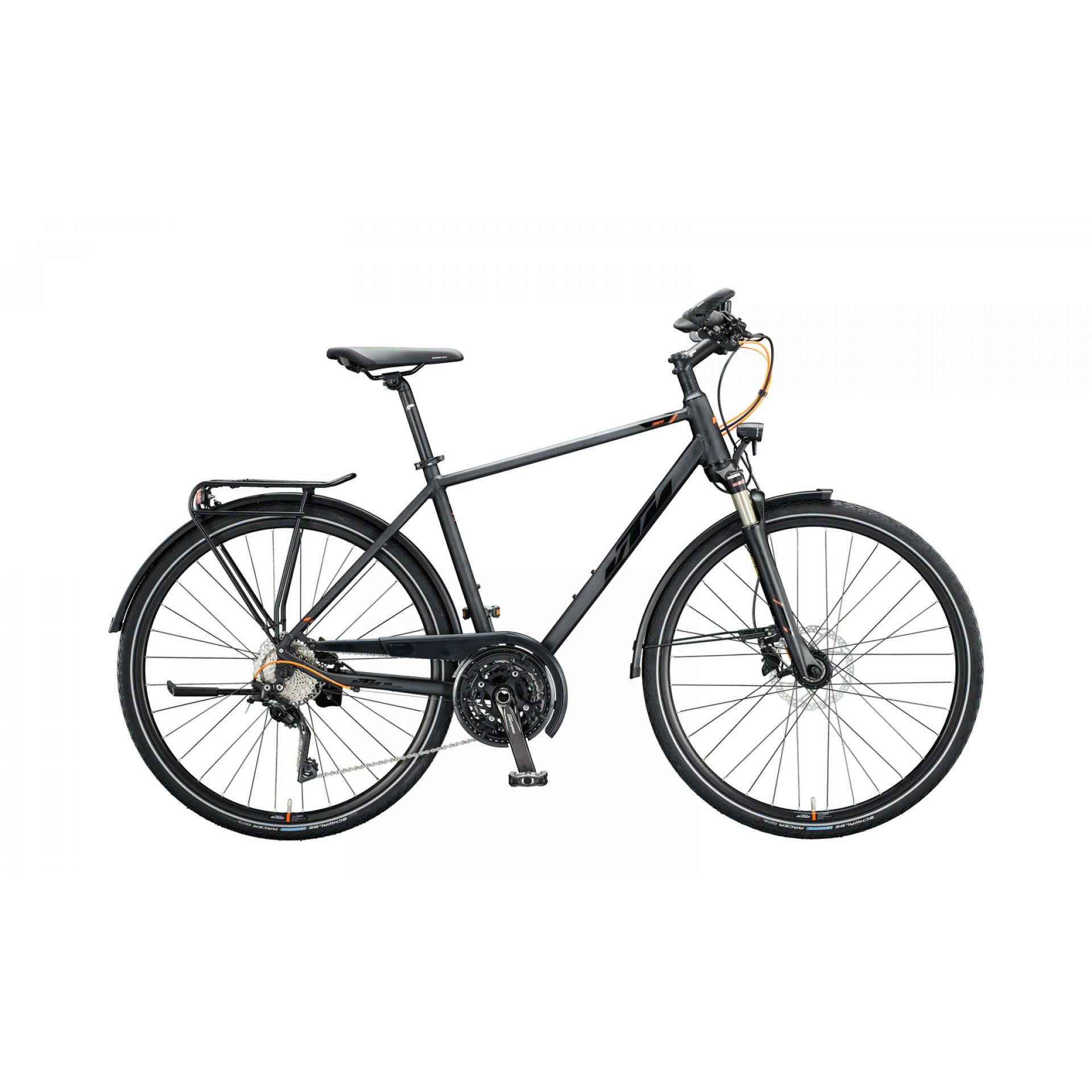 ROWER KTM LIFE 1964 H BLACK MATT|GREY 202121
