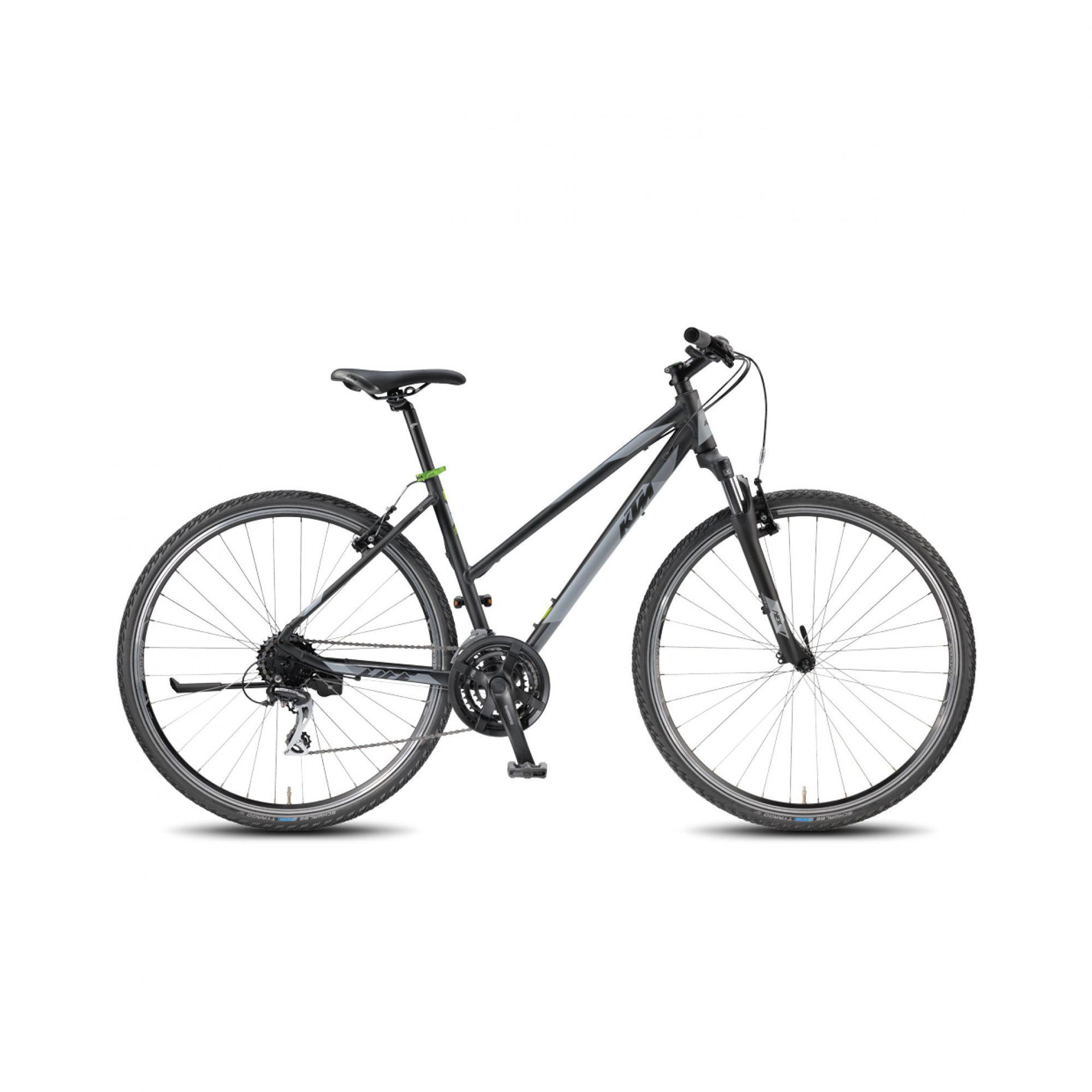 ROWER KTM LIFE ONE DA BLACK|GREY