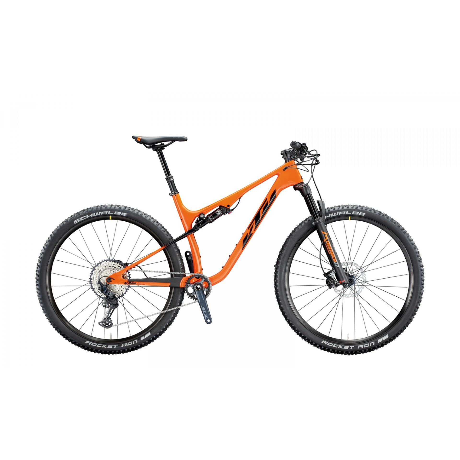 ROWER KTM SCARP MT ELITE ORANGE|BLACK 201141