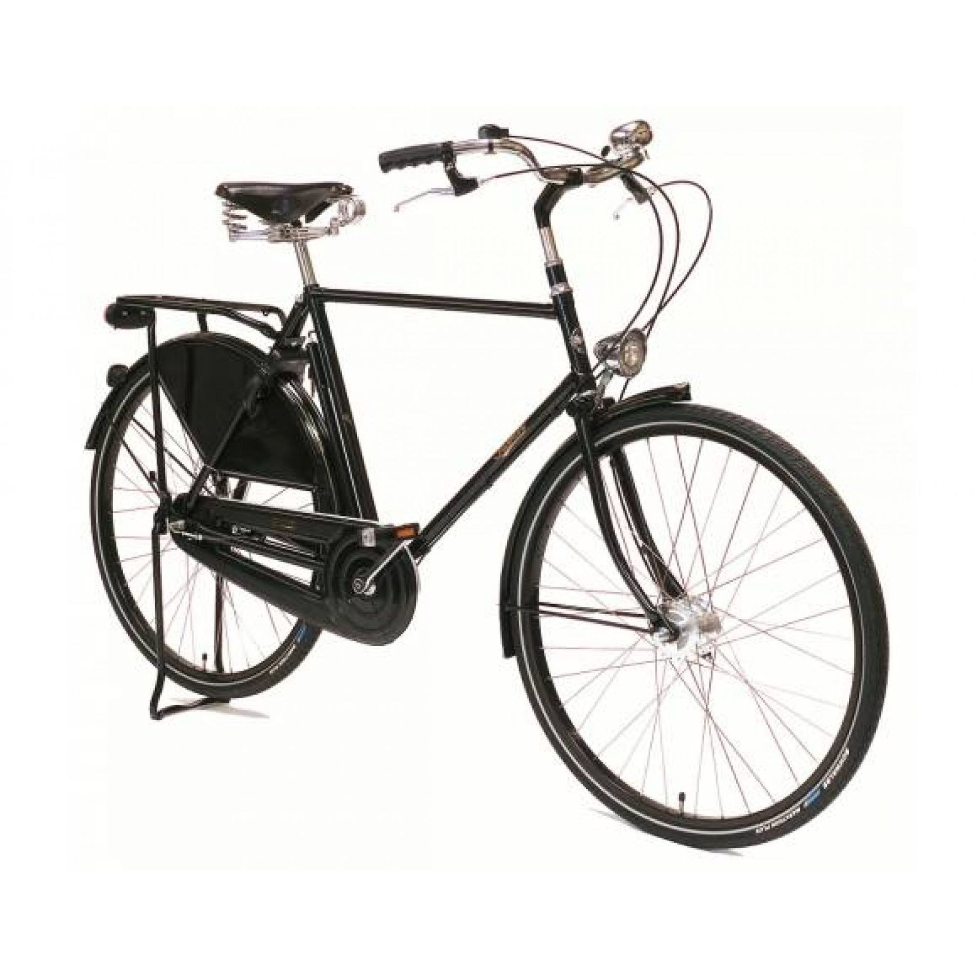 Rower Pashley Roadster Sovereign czarny