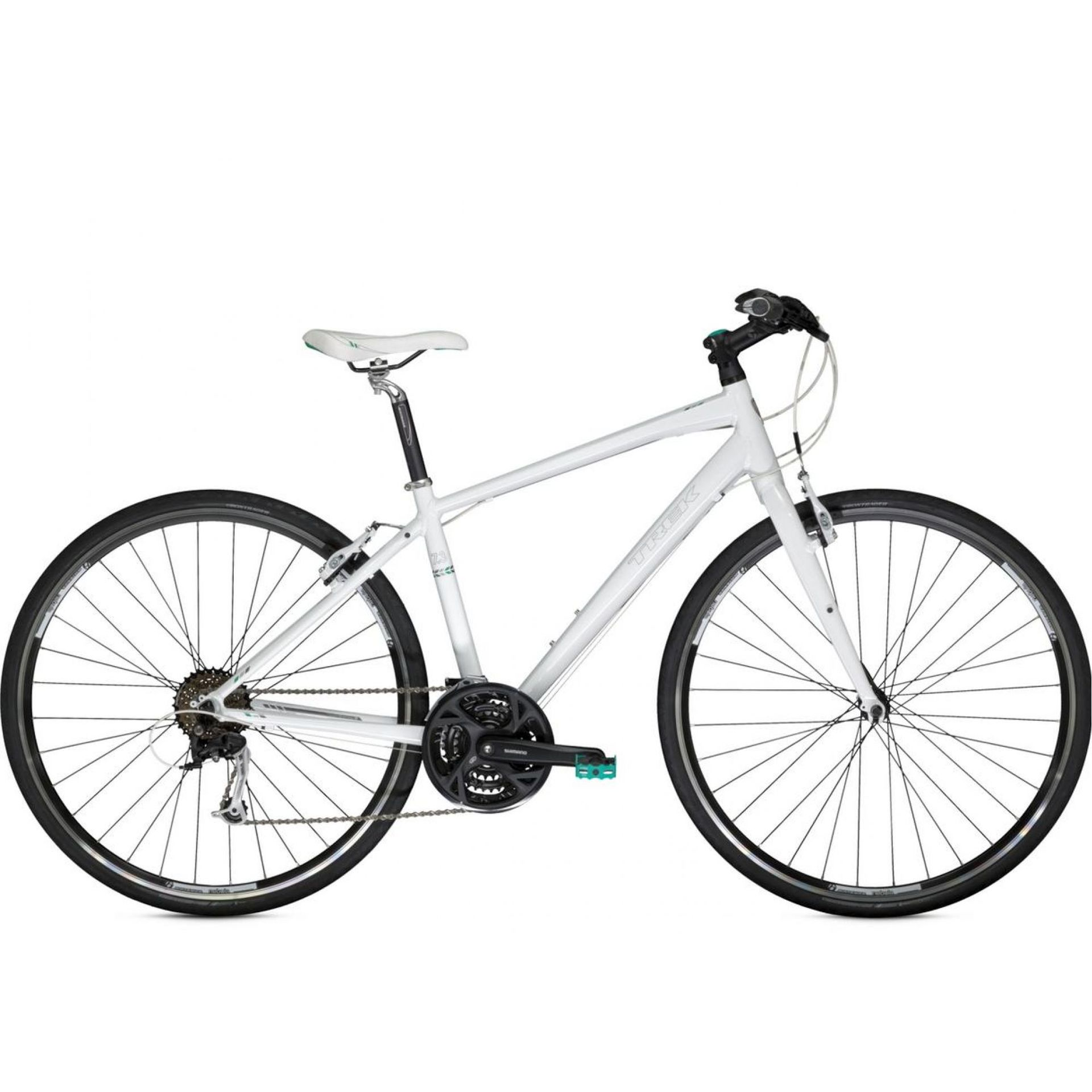 Rower Trek 7.2 FX Biały