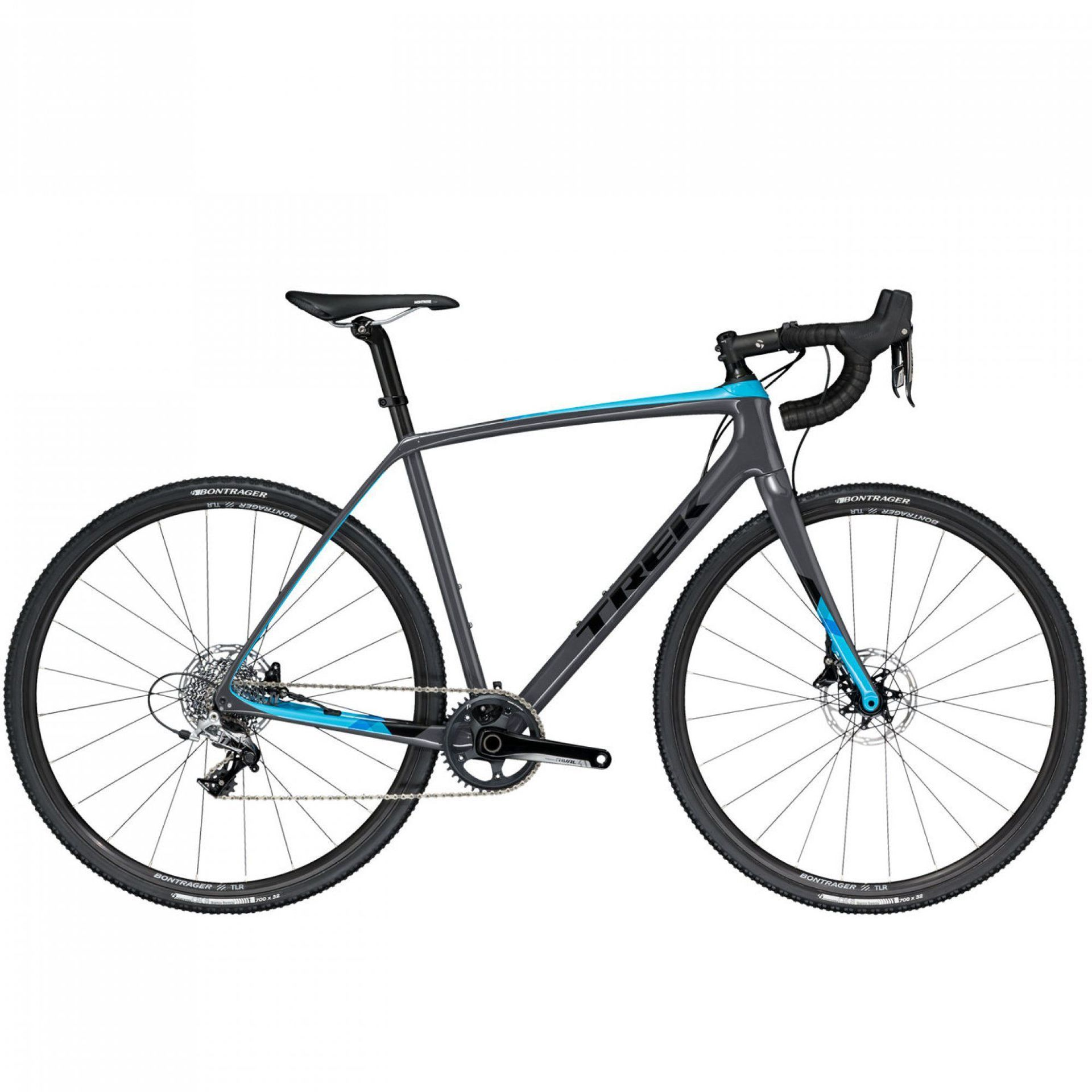 ROWER TREK BOONE 5 DISC SOLID CHARCOAL|CALIFORNIA SKY BLUE 1