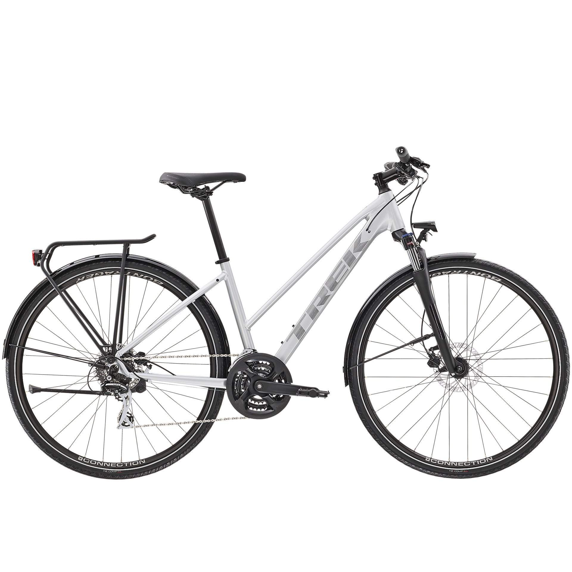 ROWER TREK DUAL SPORT 2 EQUIPPED STAGGER QUICKSILVER 1