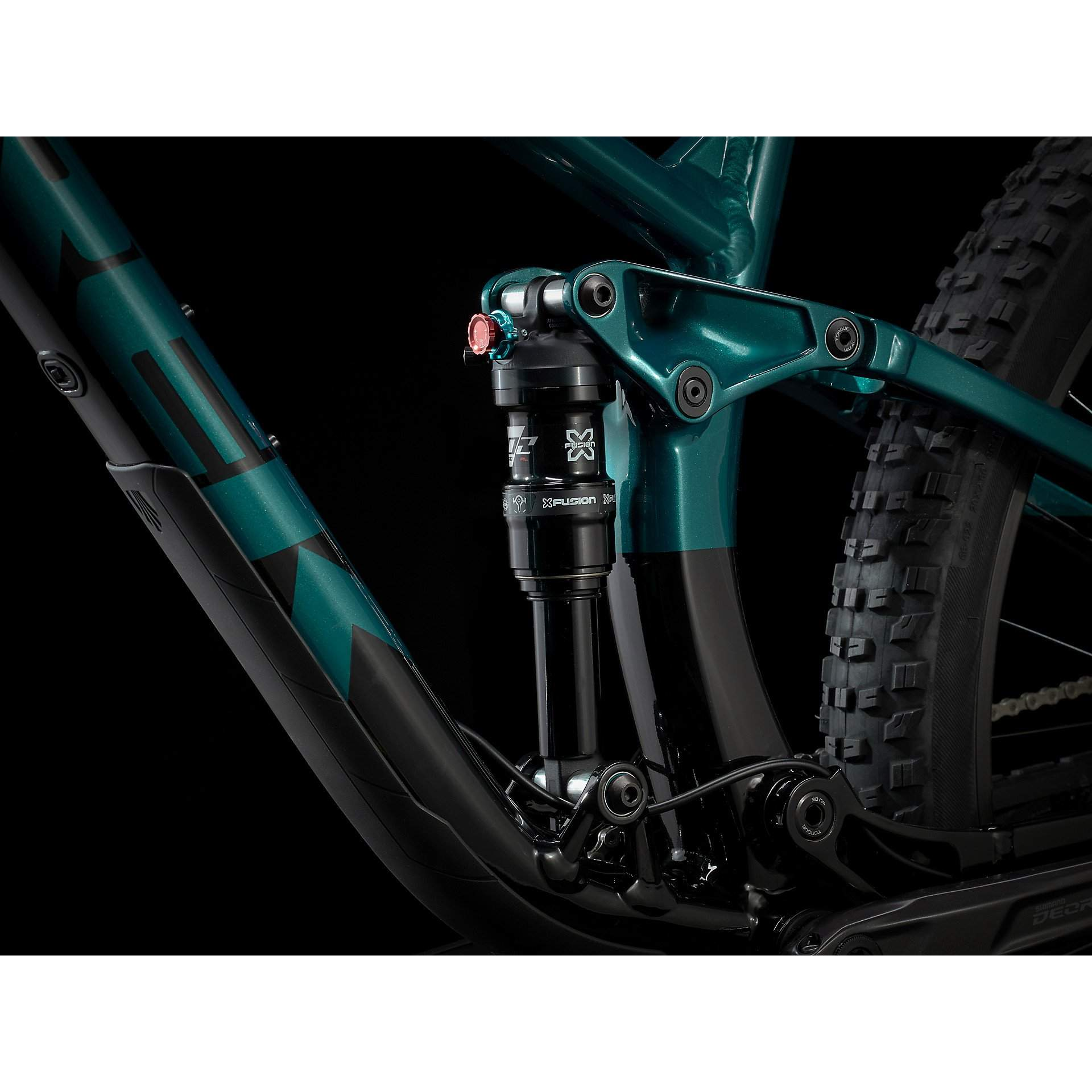 ROWER TREK FUEL EX 5 DARK AQUATIC|TREK BLACK 6