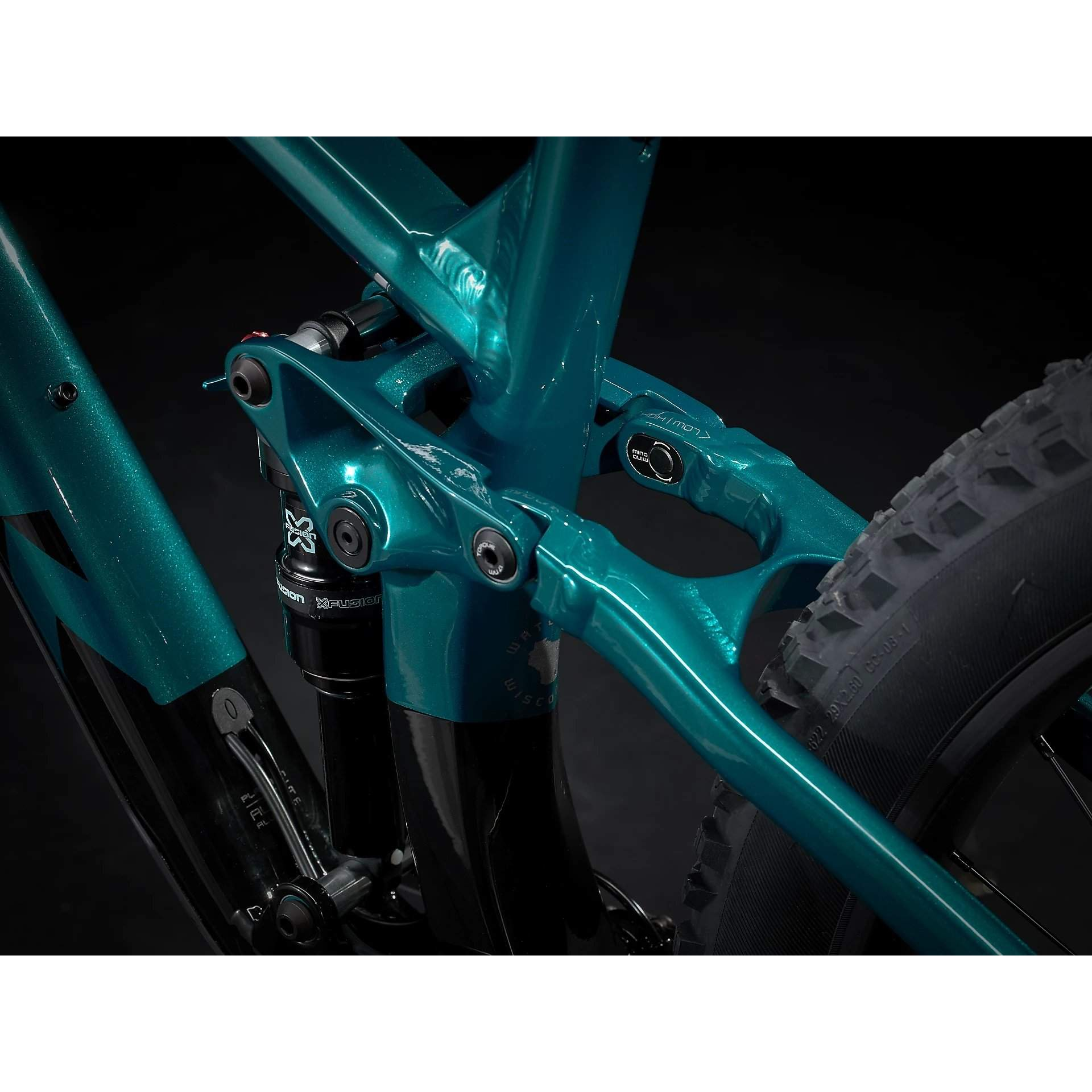 ROWER TREK FUEL EX 5 DARK AQUATIC|TREK BLACK 7