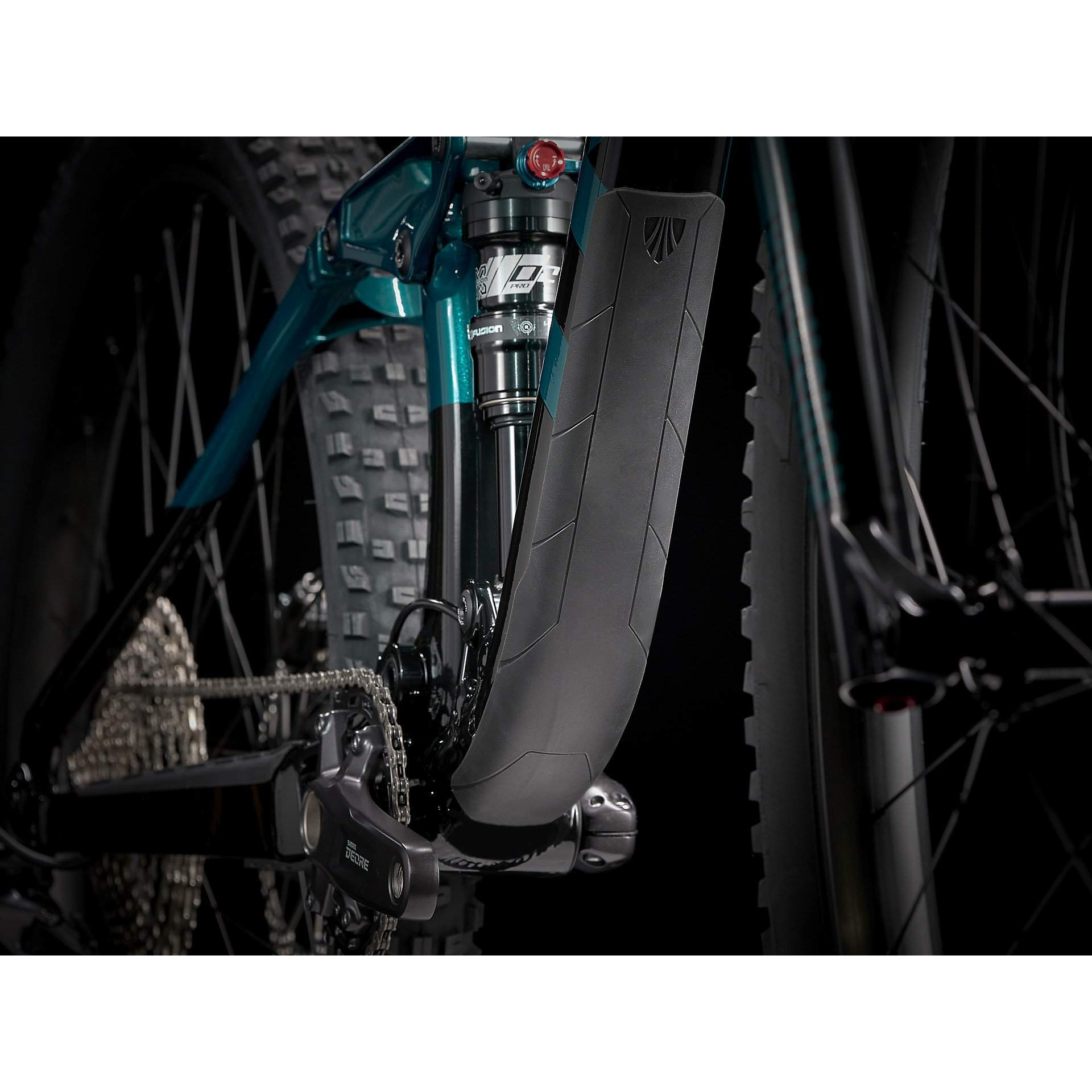 ROWER TREK FUEL EX 5 DARK AQUATIC|TREK BLACK 9