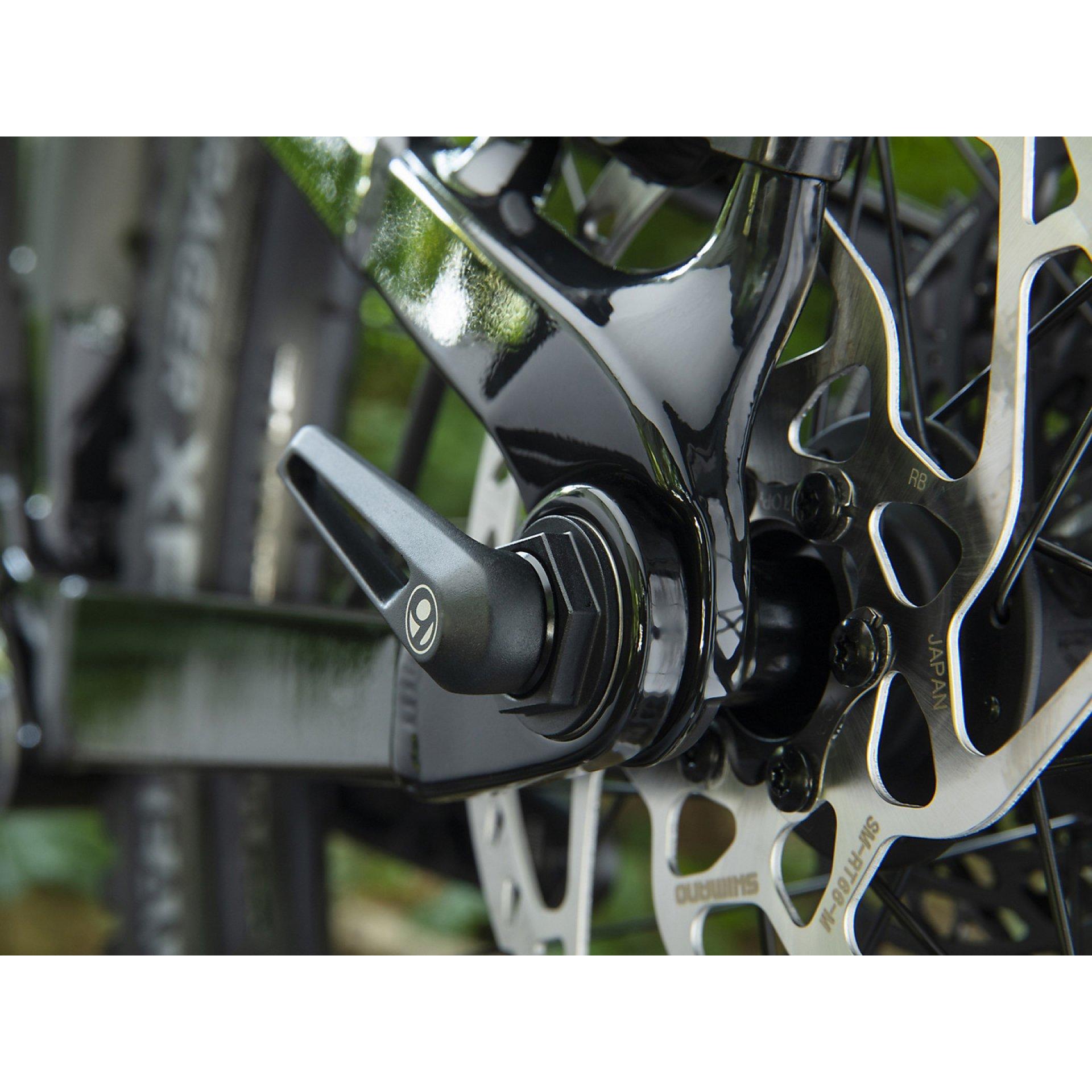 ROWER TREK FUEL EX 8 MATTE DNISTER|GLOSS TREK BLACK 29458 5