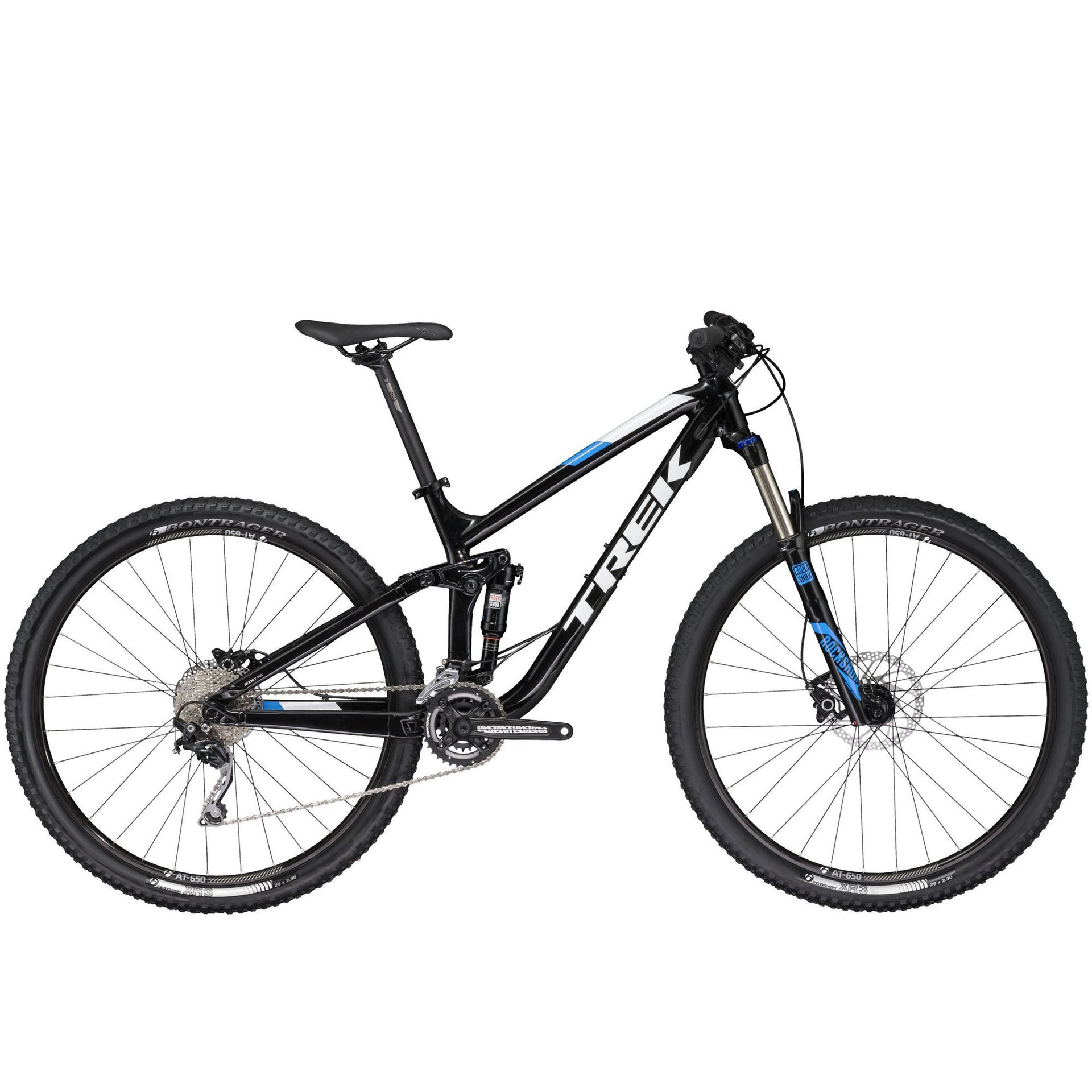 ROWER TREK FUEL EX 9 2017 29 TREK BLACK 1
