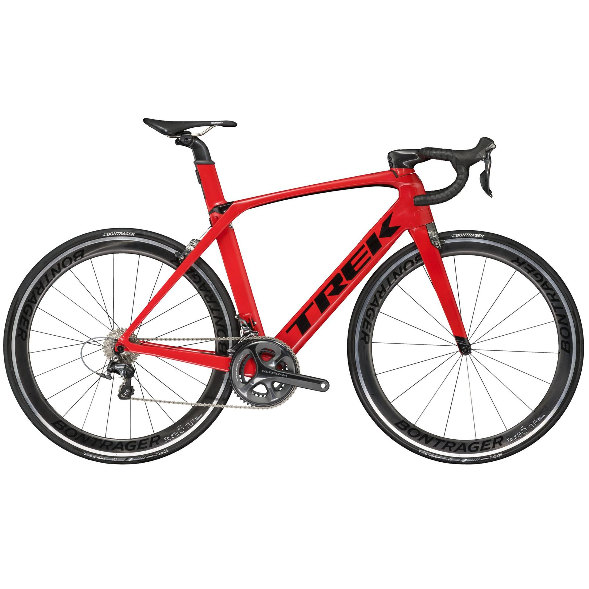 ROWER TREK MADONE 9.2 C H2 2017 28 Viper Red Trek Black 1