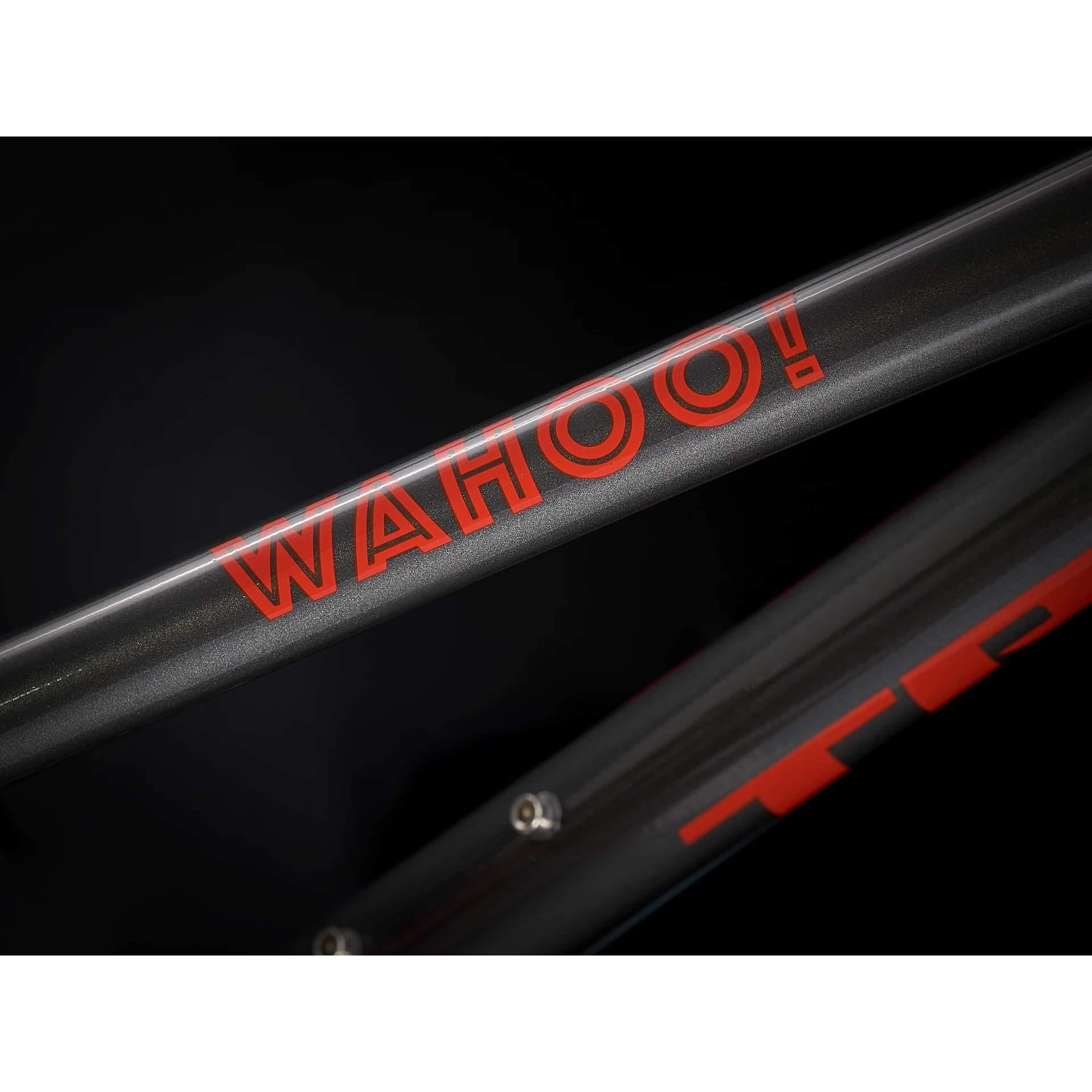 ROWER TREK WAHOO 24 LITHIUM GREY|RADIOACTIVE RED 6