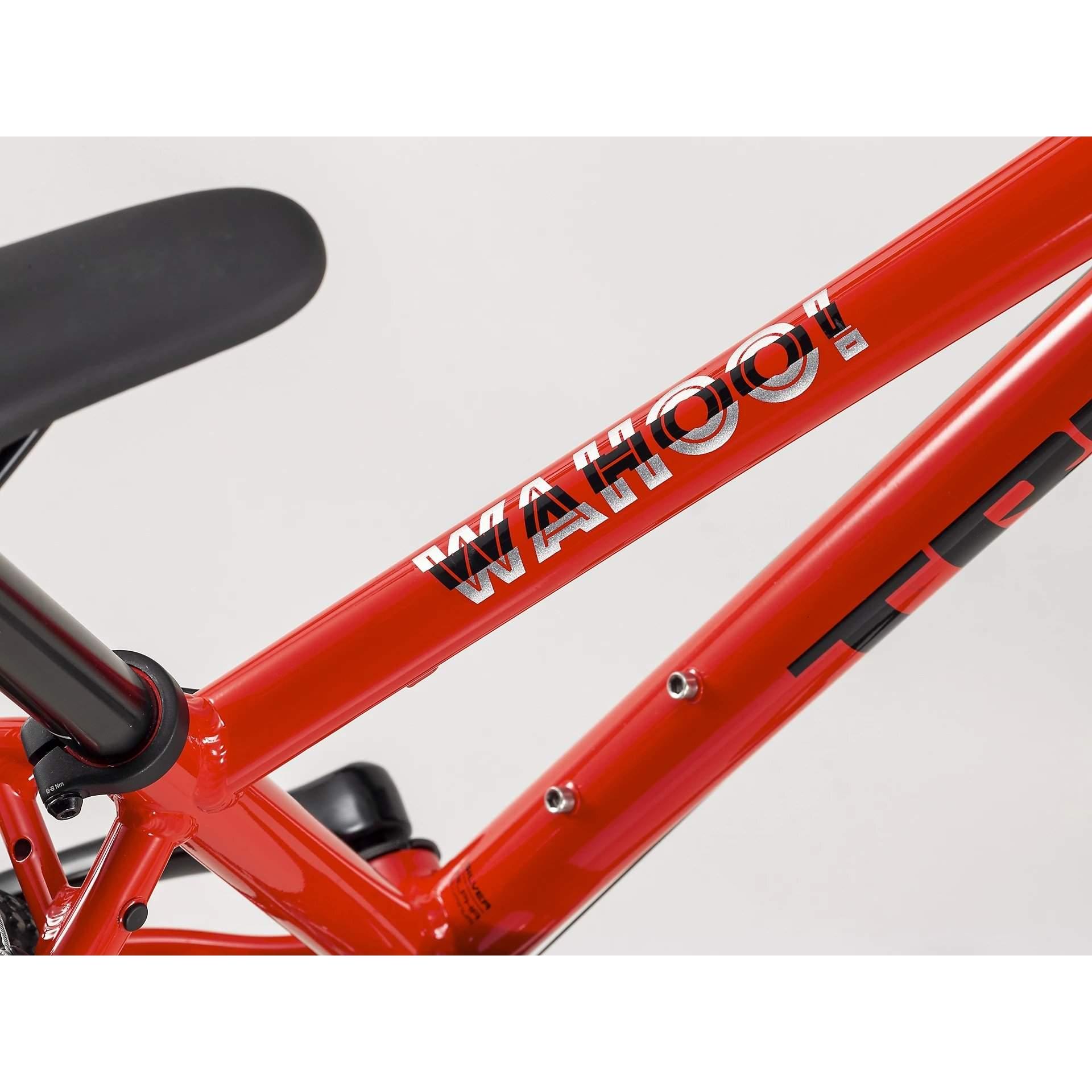 ROWER TREK WAHOO 24 VIPER RED|TREK BLACK 6