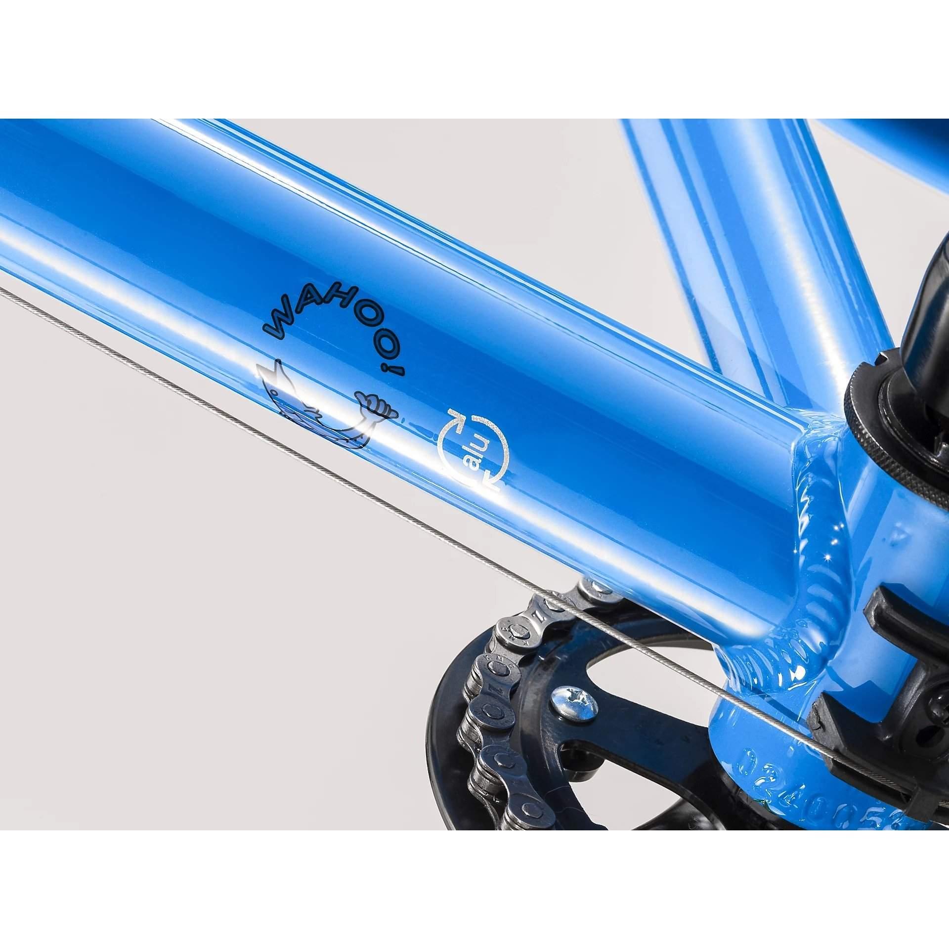 ROWER TREK WAHOO 24 WATERLOO BLUE QUICKSILVER 4