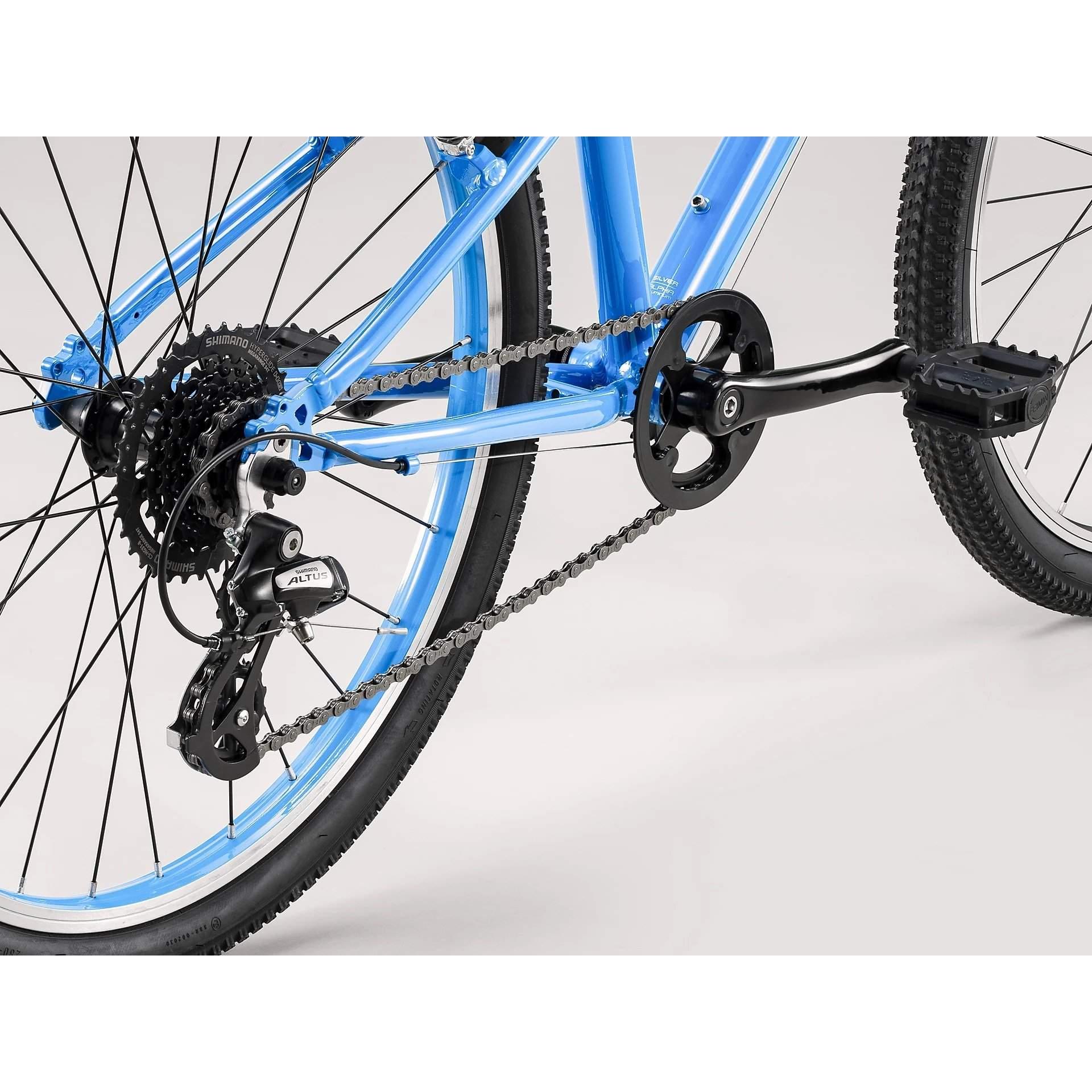 ROWER TREK WAHOO 24 WATERLOO BLUE QUICKSILVER 5