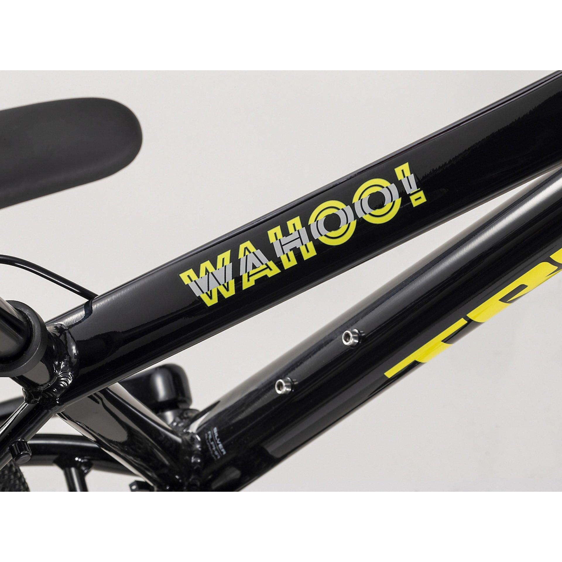 ROWER TREK WAHOO 26 TREK BLACK VOLT 6