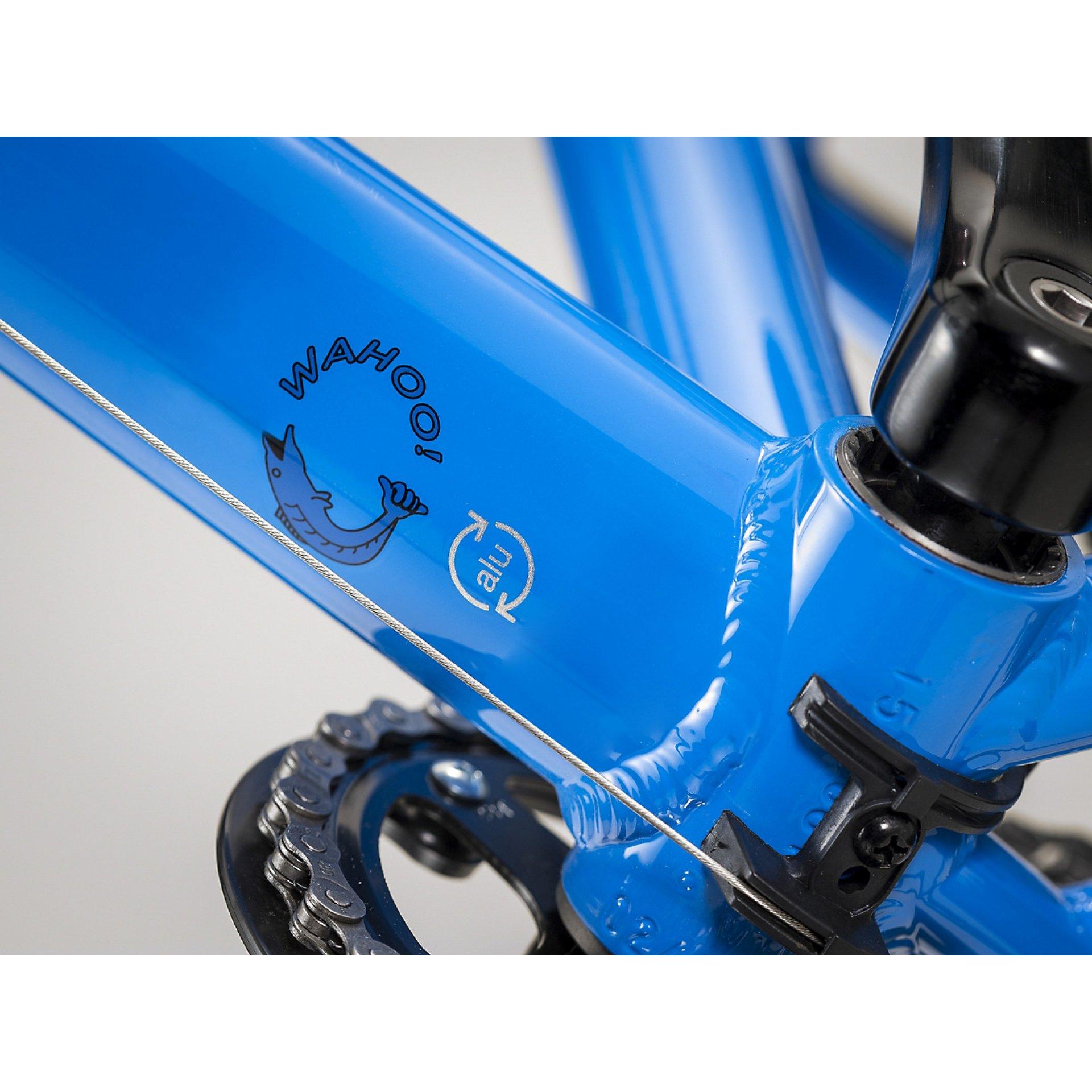 ROWER TREK WAHOO 26 WATERLOO BLUE QUICKSILVER 5