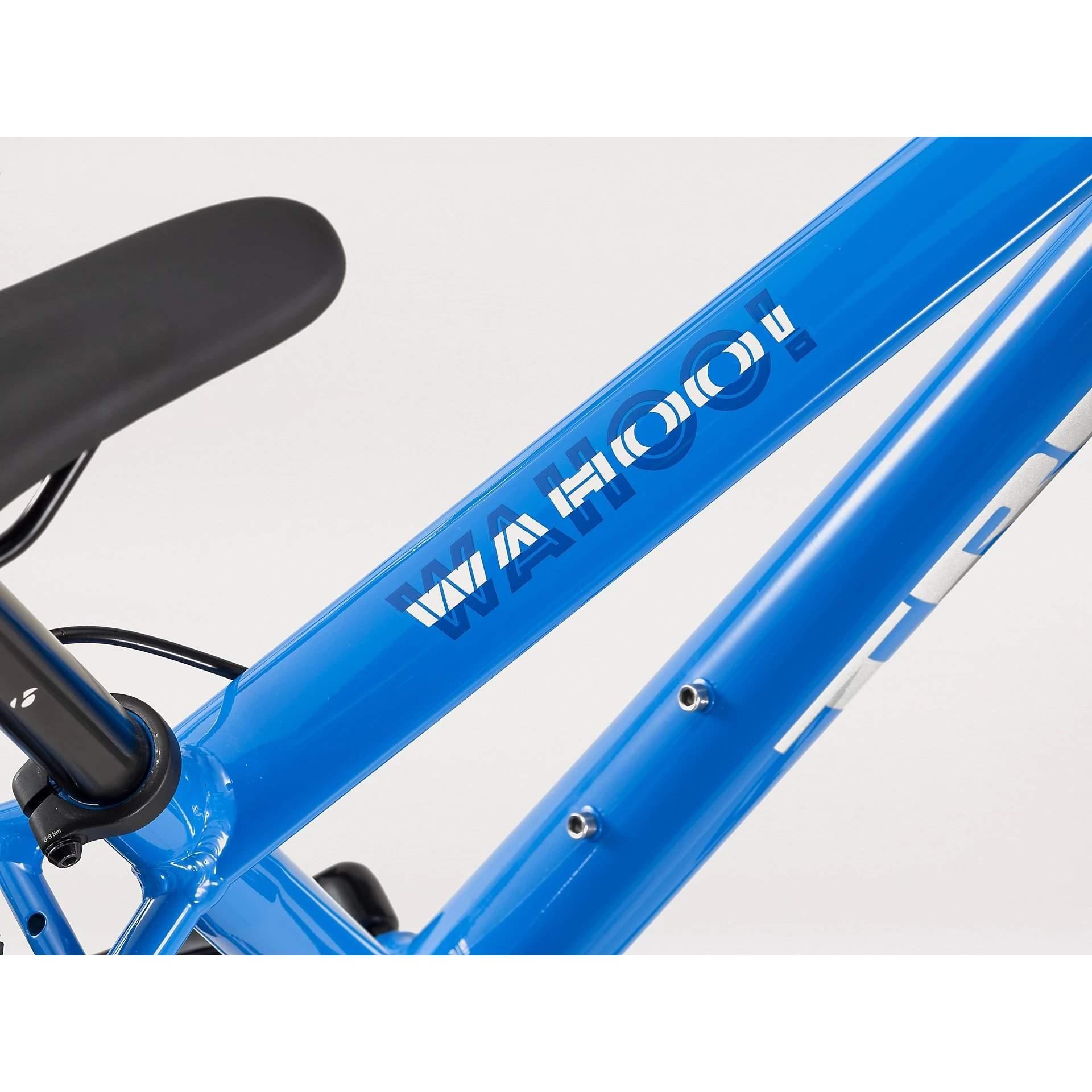 ROWER TREK WAHOO 26 WATERLOO BLUE|QUICKSLVER 7
