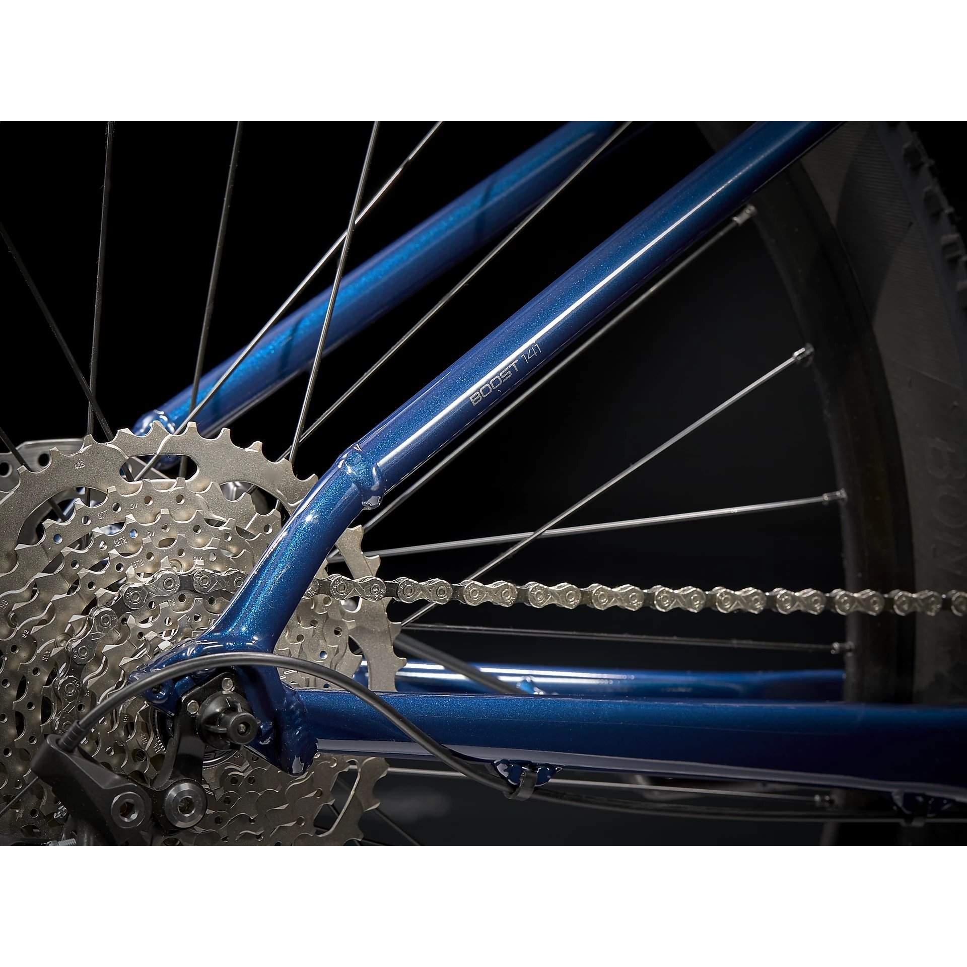 ROWER TREK X-CALIBER 7 MULSANNE BLUE|ANTHRACITE 91