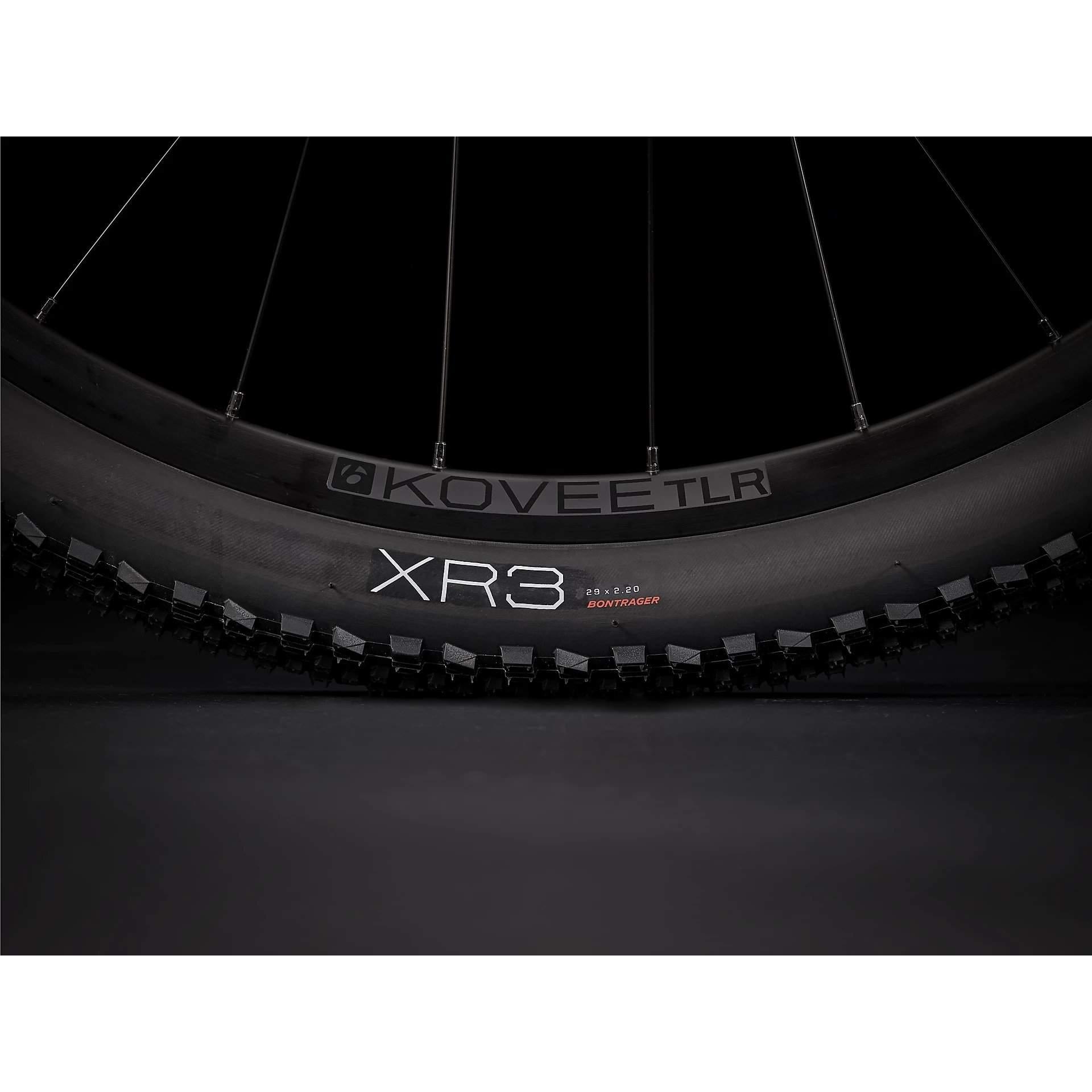 ROWER TREK X-CALIBER 8 LITHIUM GREY|TREK BLACK 6